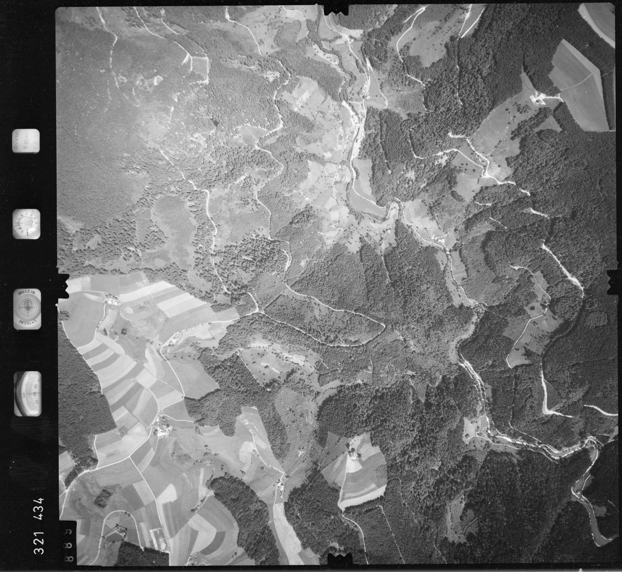 Luftbild: Film 55 Bildnr. 889, Bild 1