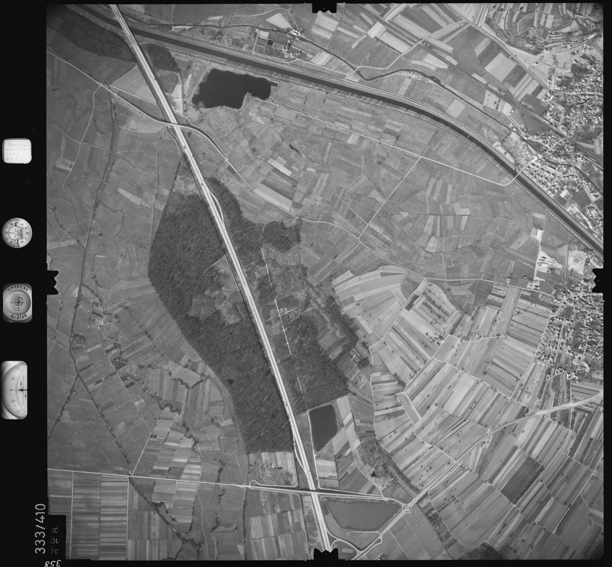Luftbild: Film 36 Bildnr. 358, Bild 1