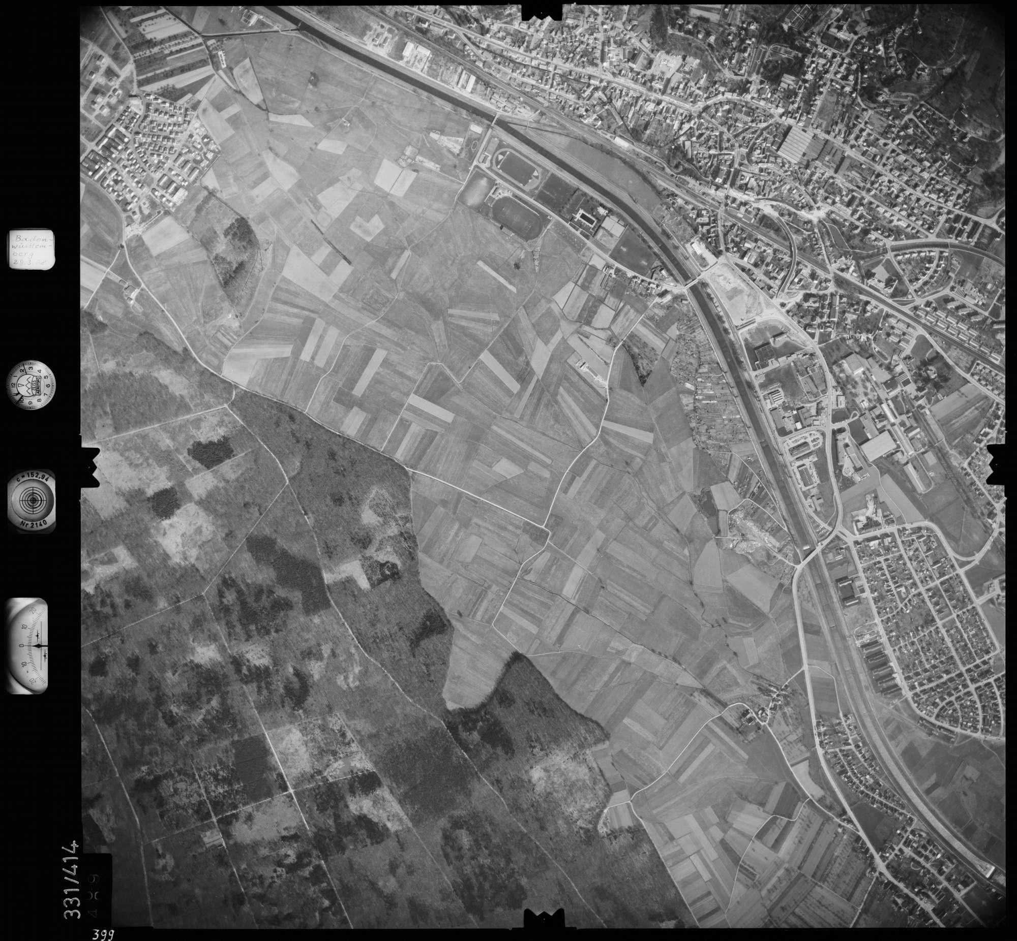 Luftbild: Film 47 Bildnr. 399, Bild 1