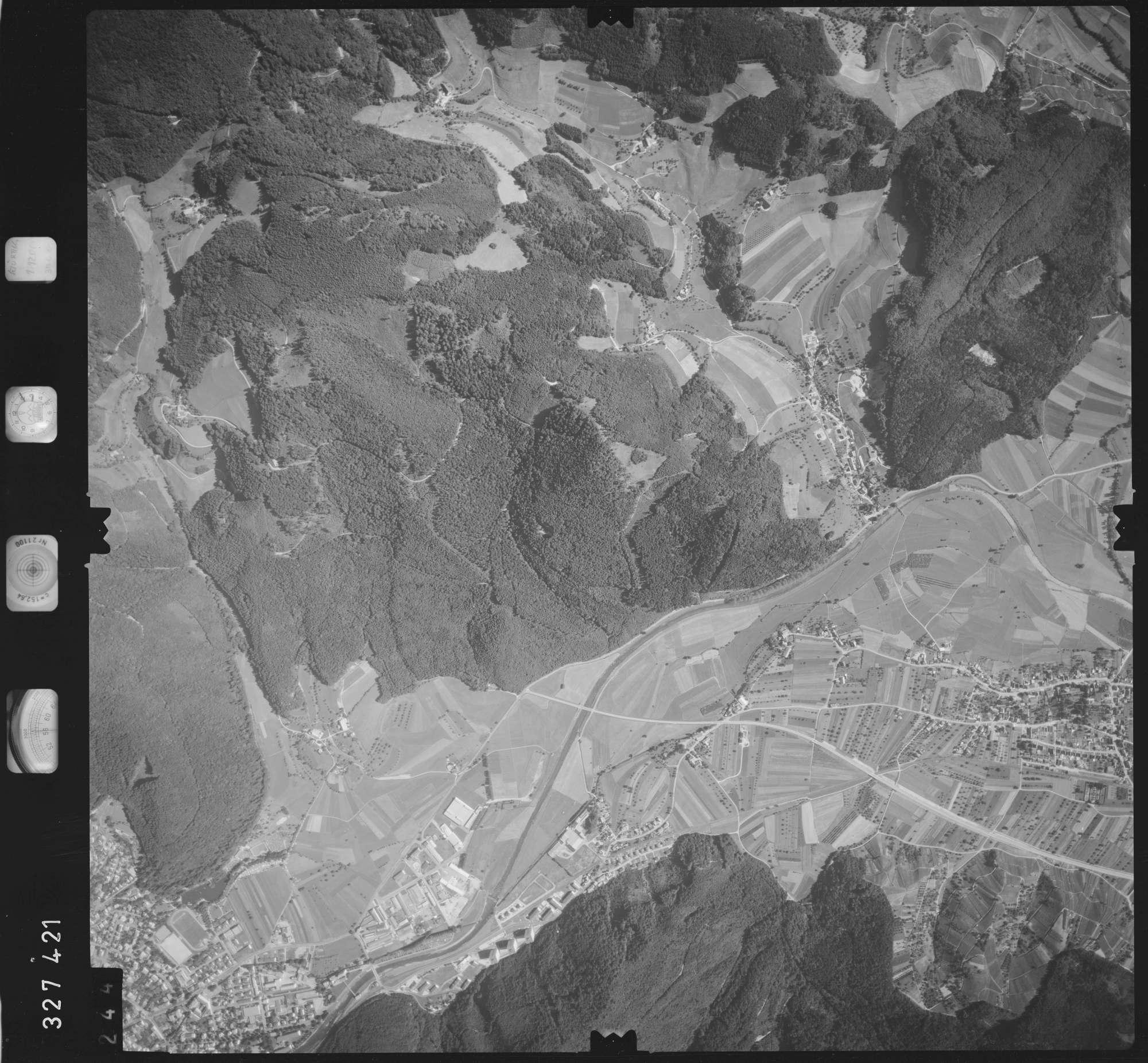 Luftbild: Film 48 Bildnr. 244, Bild 1