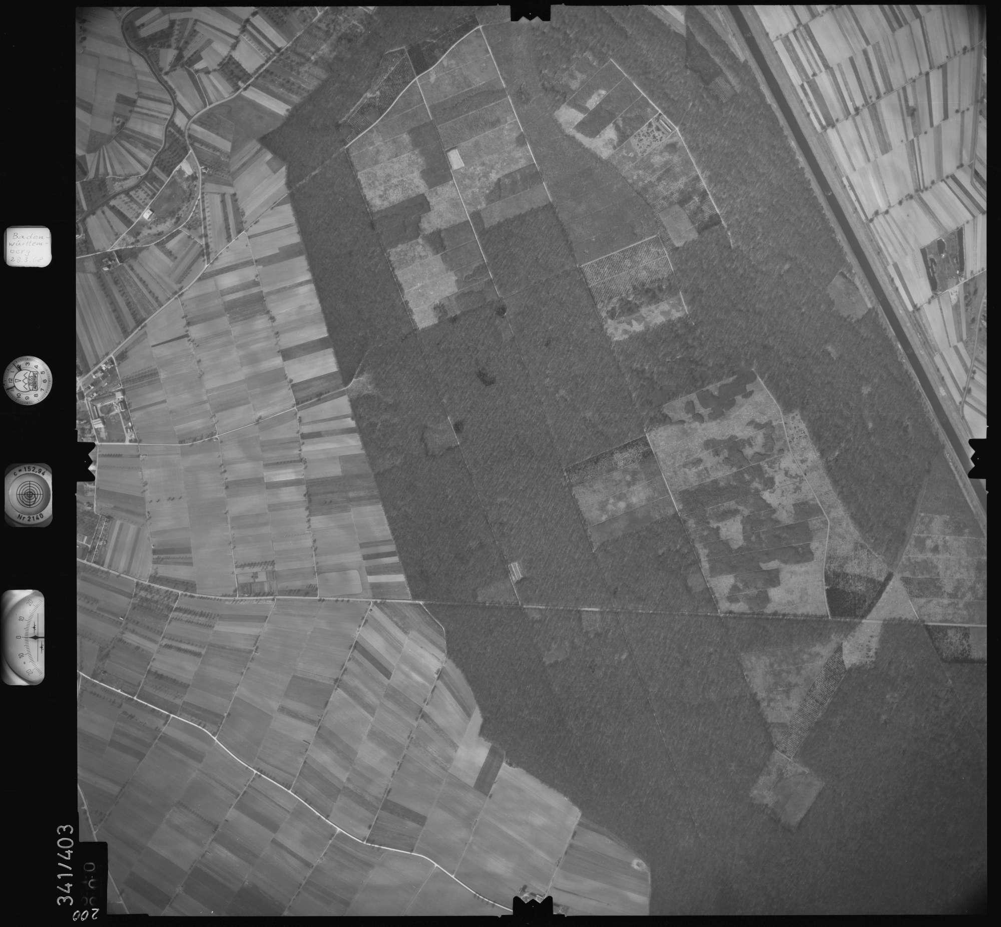 Luftbild: Film 36 Bildnr. 200, Bild 1