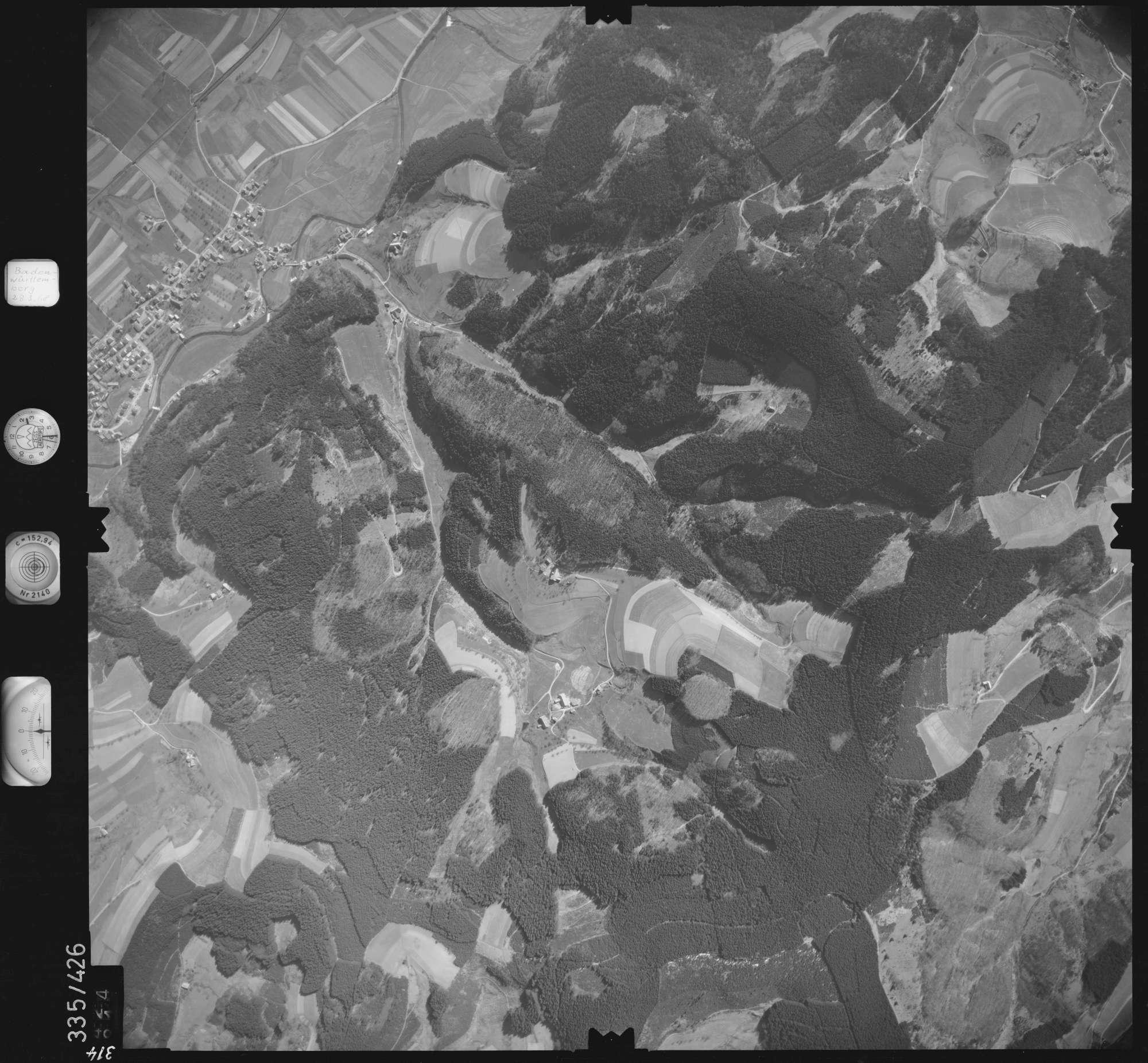 Luftbild: Film 36 Bildnr. 314, Bild 1