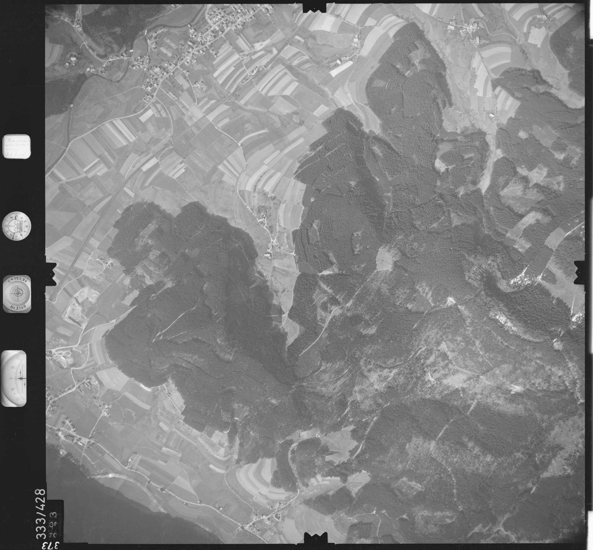 Luftbild: Film 36 Bildnr. 373, Bild 1