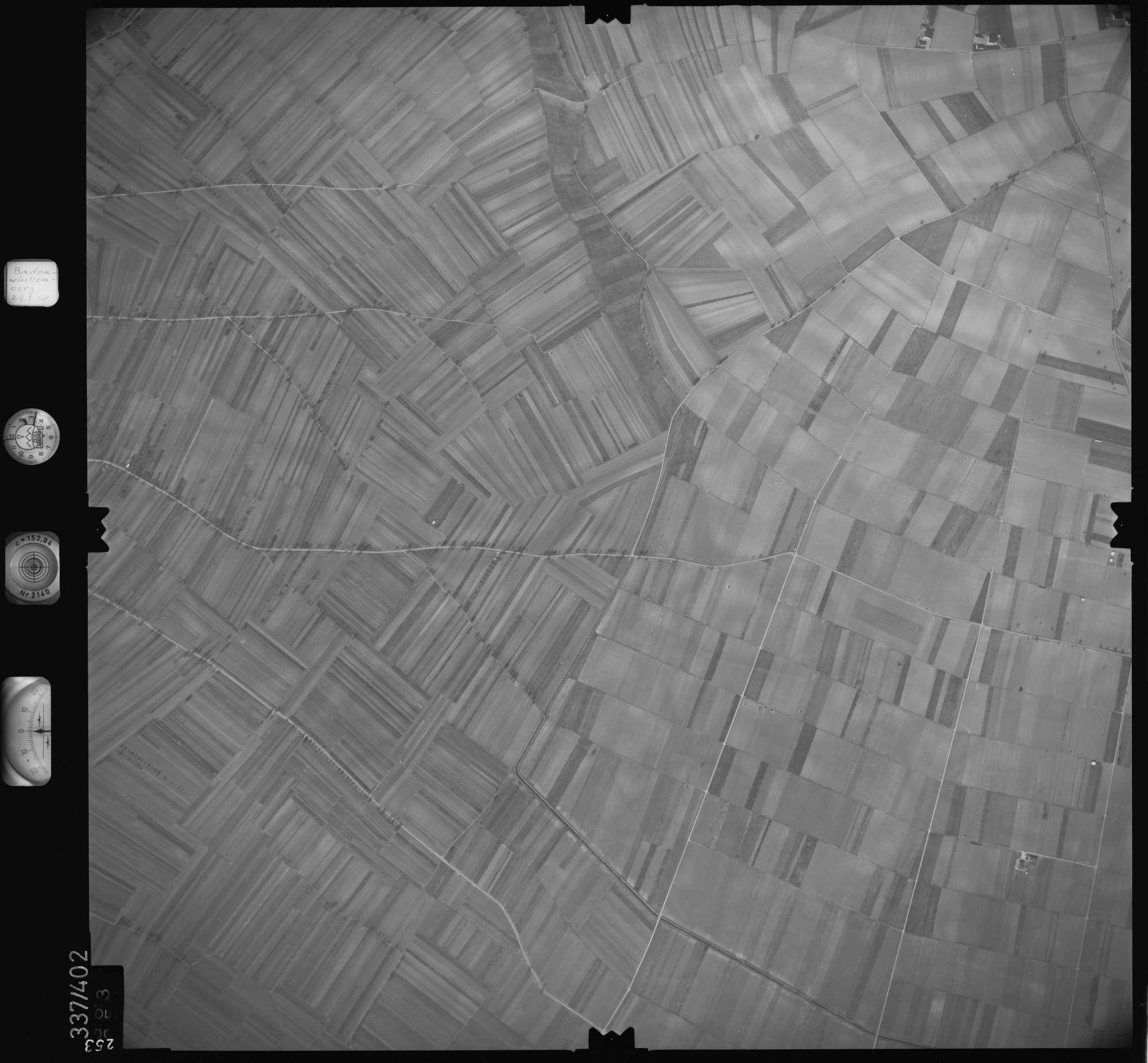 Luftbild: Film 36 Bildnr. 253, Bild 1