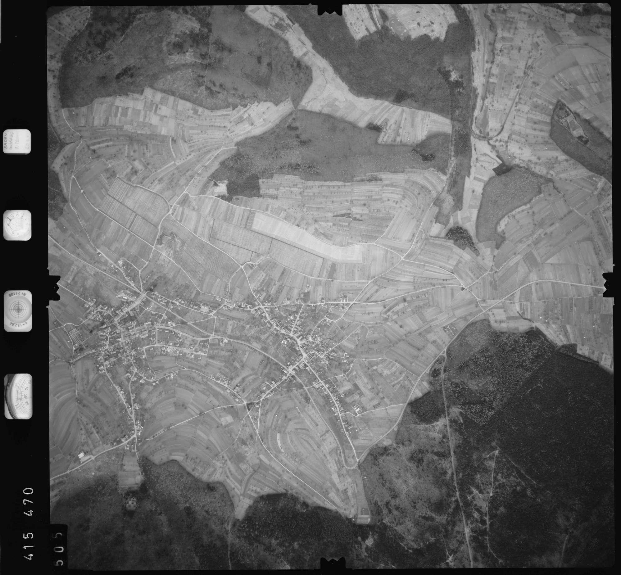 Luftbild: Film 2 Bildnr. 505, Bild 1