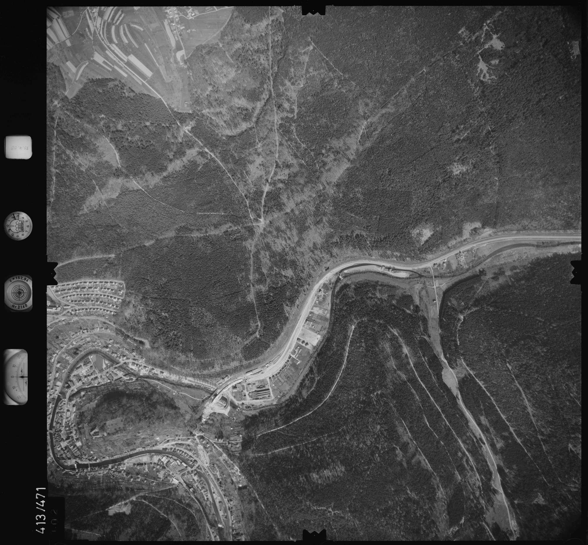 Luftbild: Film 4 Bildnr. 102, Bild 1