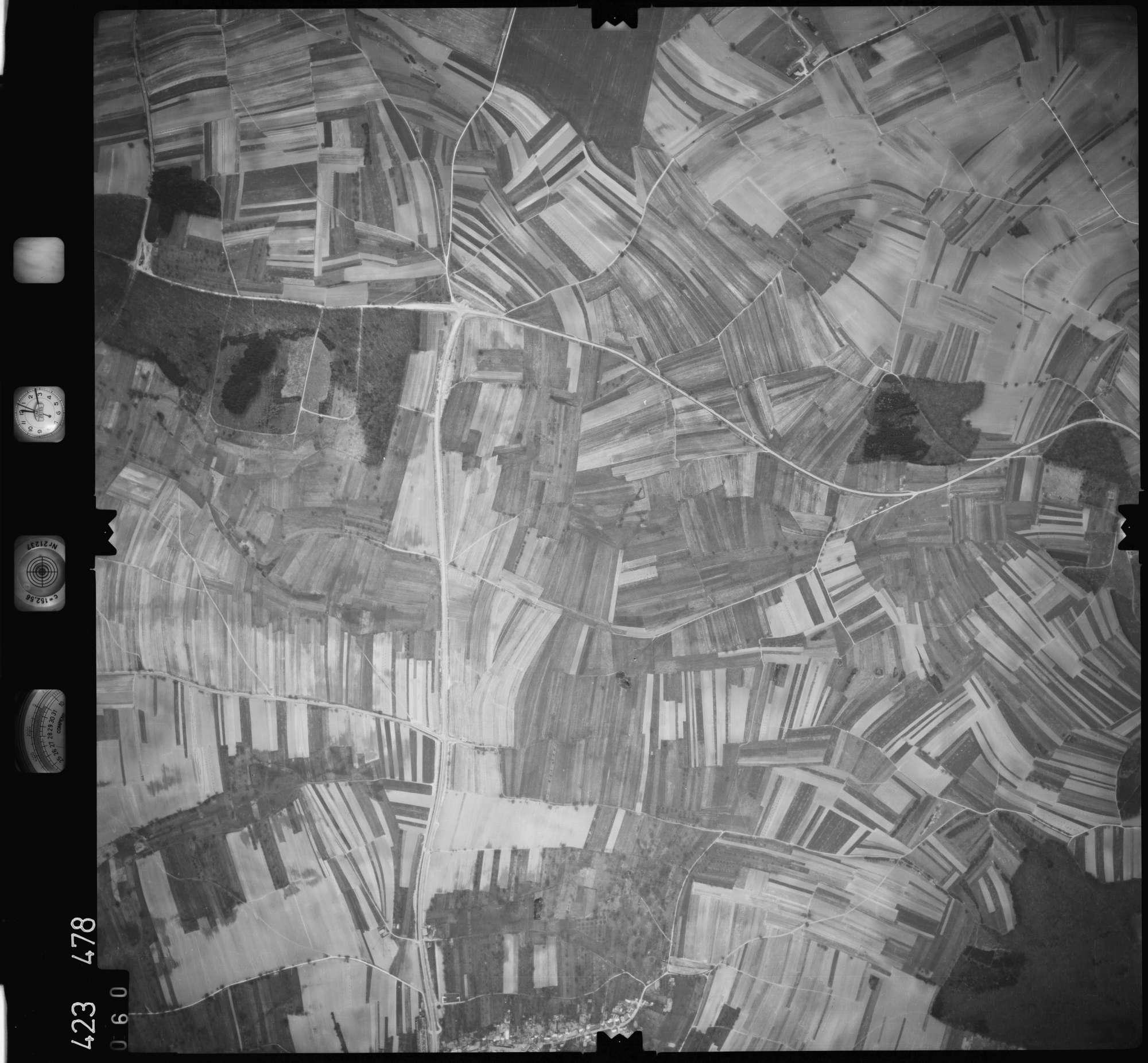 Luftbild: Film 1 Bildnr. 60, Bild 1