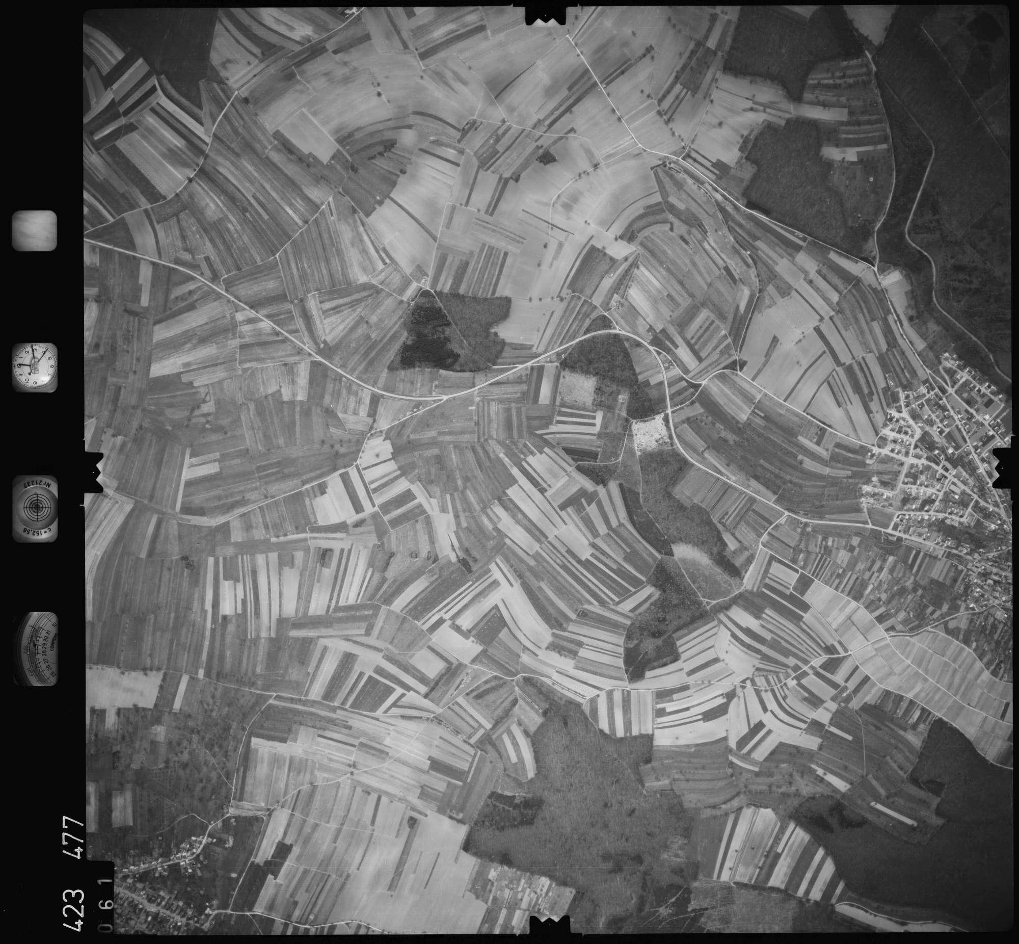 Luftbild: Film 1 Bildnr. 61, Bild 1