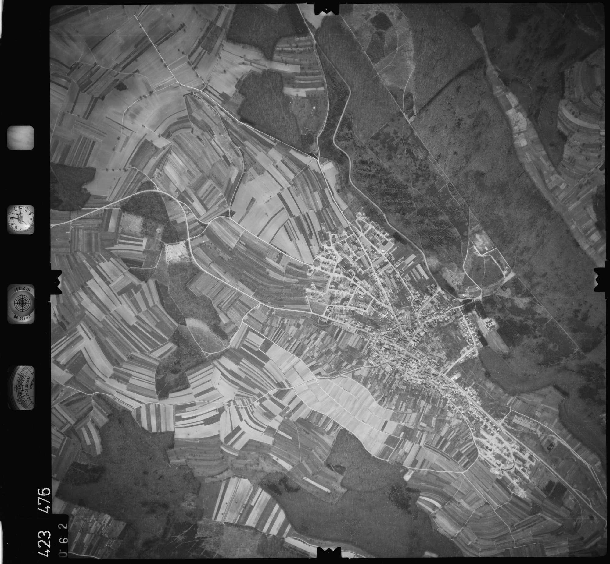 Luftbild: Film 1 Bildnr. 62, Bild 1