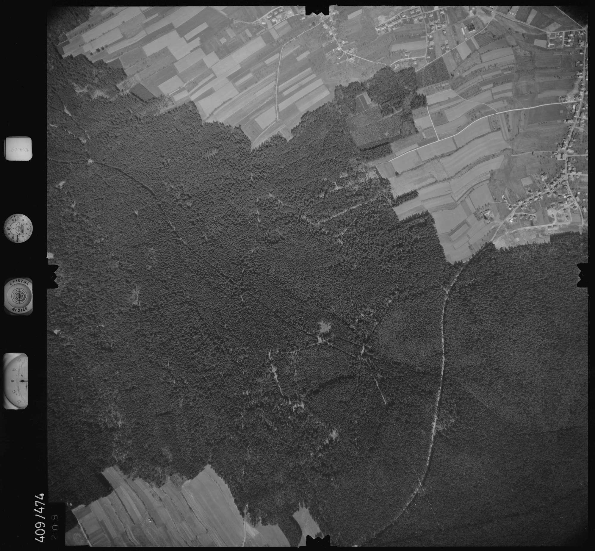 Luftbild: Film 4 Bildnr. 209, Bild 1