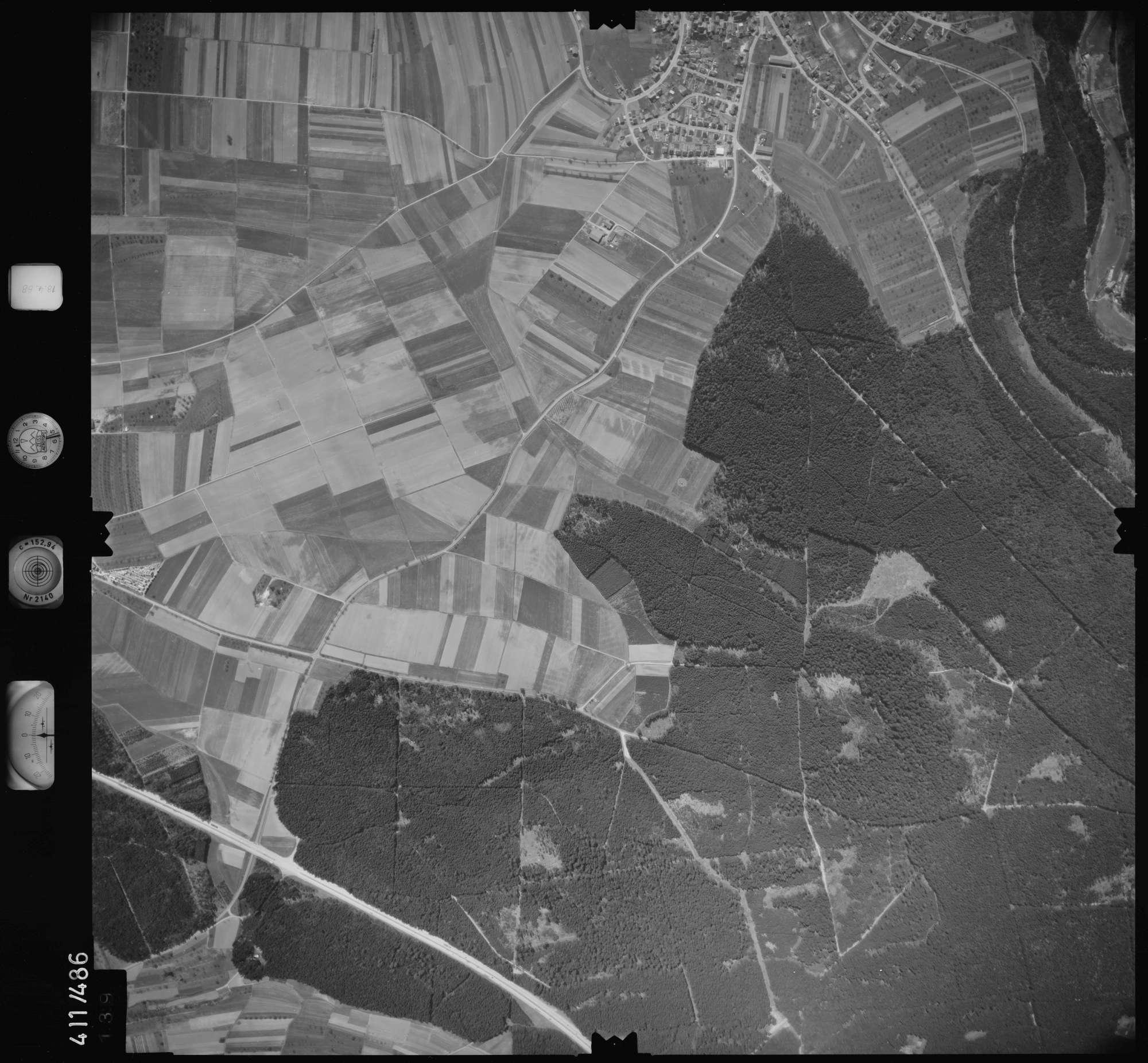 Luftbild: Film 4 Bildnr. 139, Bild 1