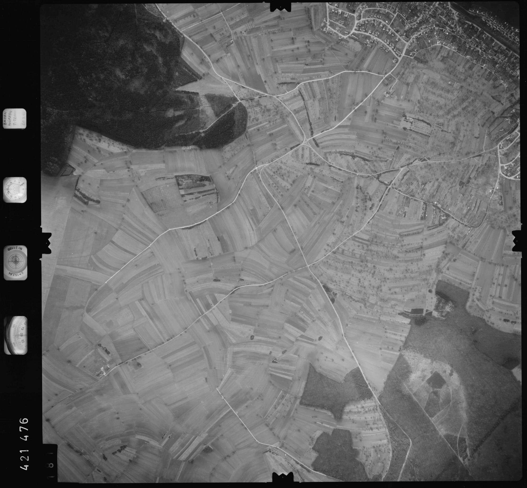 Luftbild: Film 1 Bildnr. 181, Bild 1