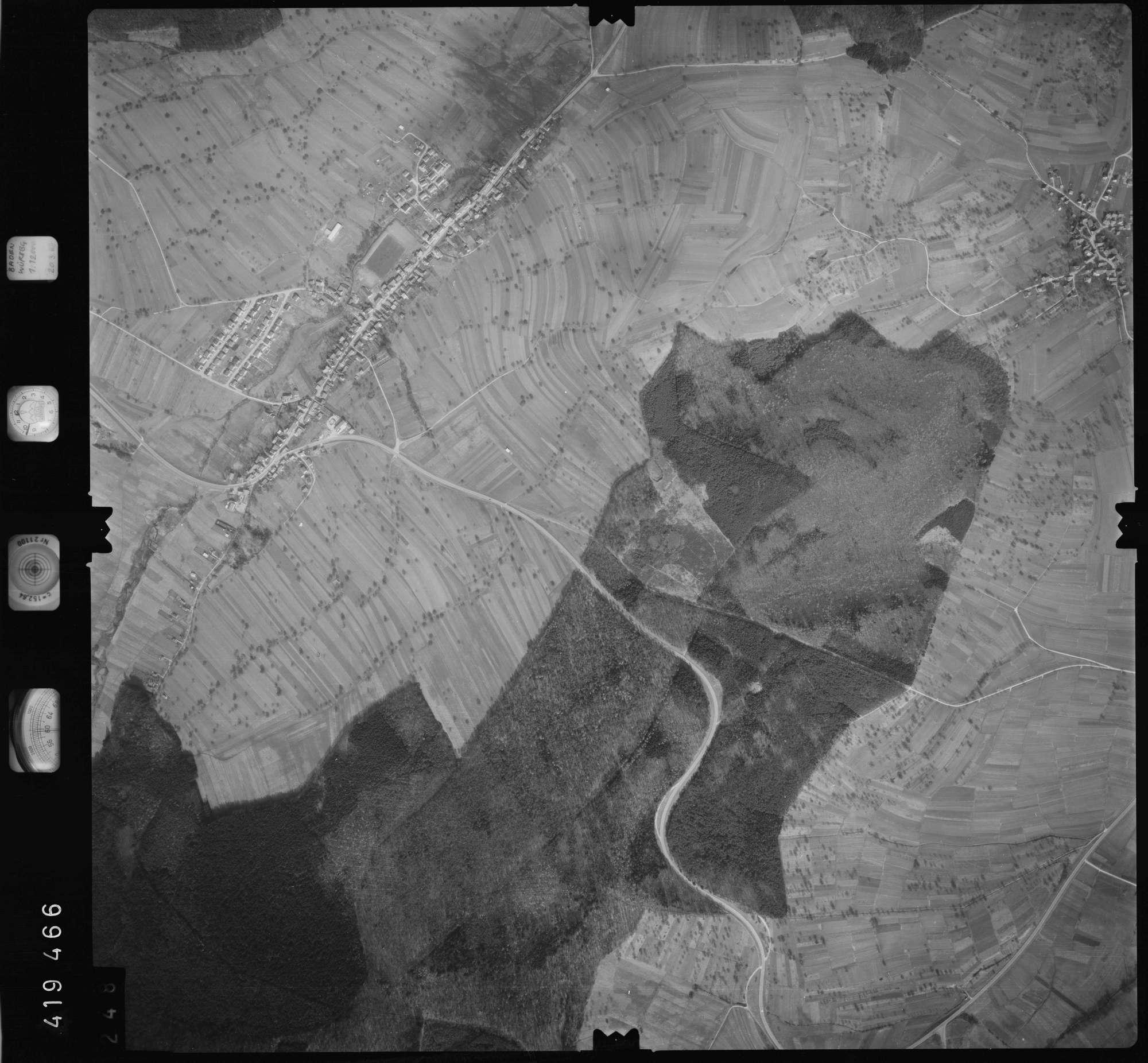 Luftbild: Film 1 Bildnr. 248, Bild 1