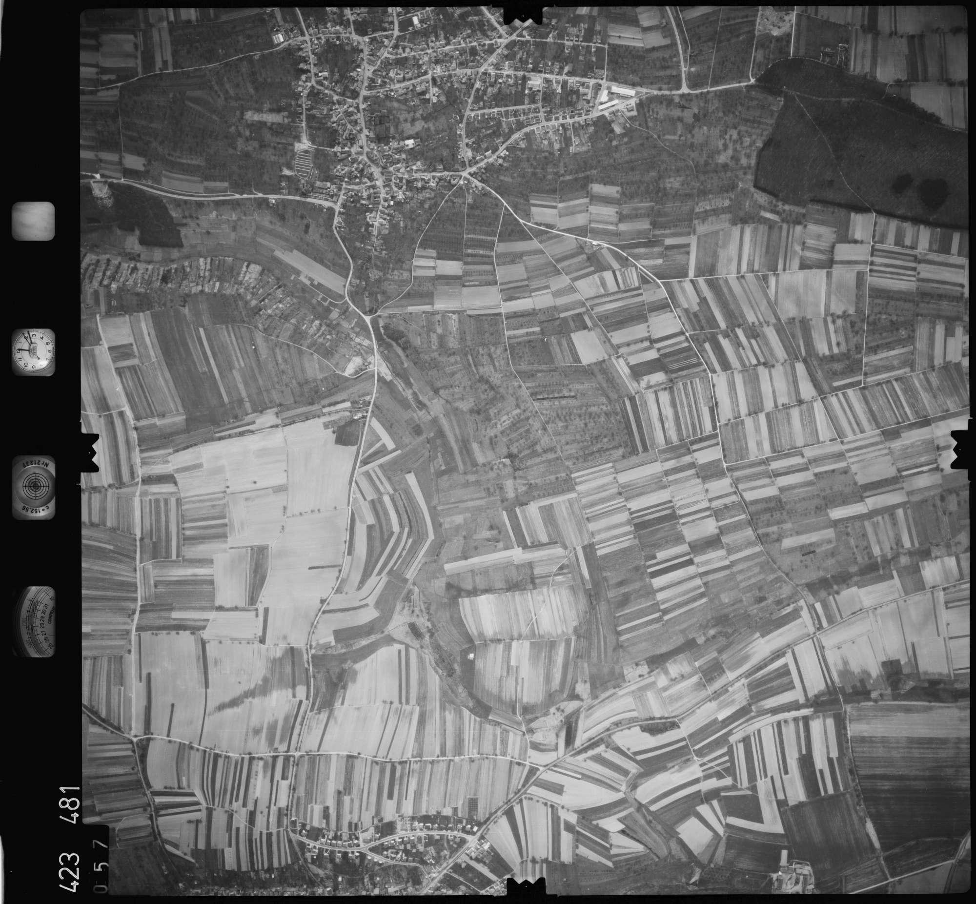 Luftbild: Film 1 Bildnr. 57, Bild 1
