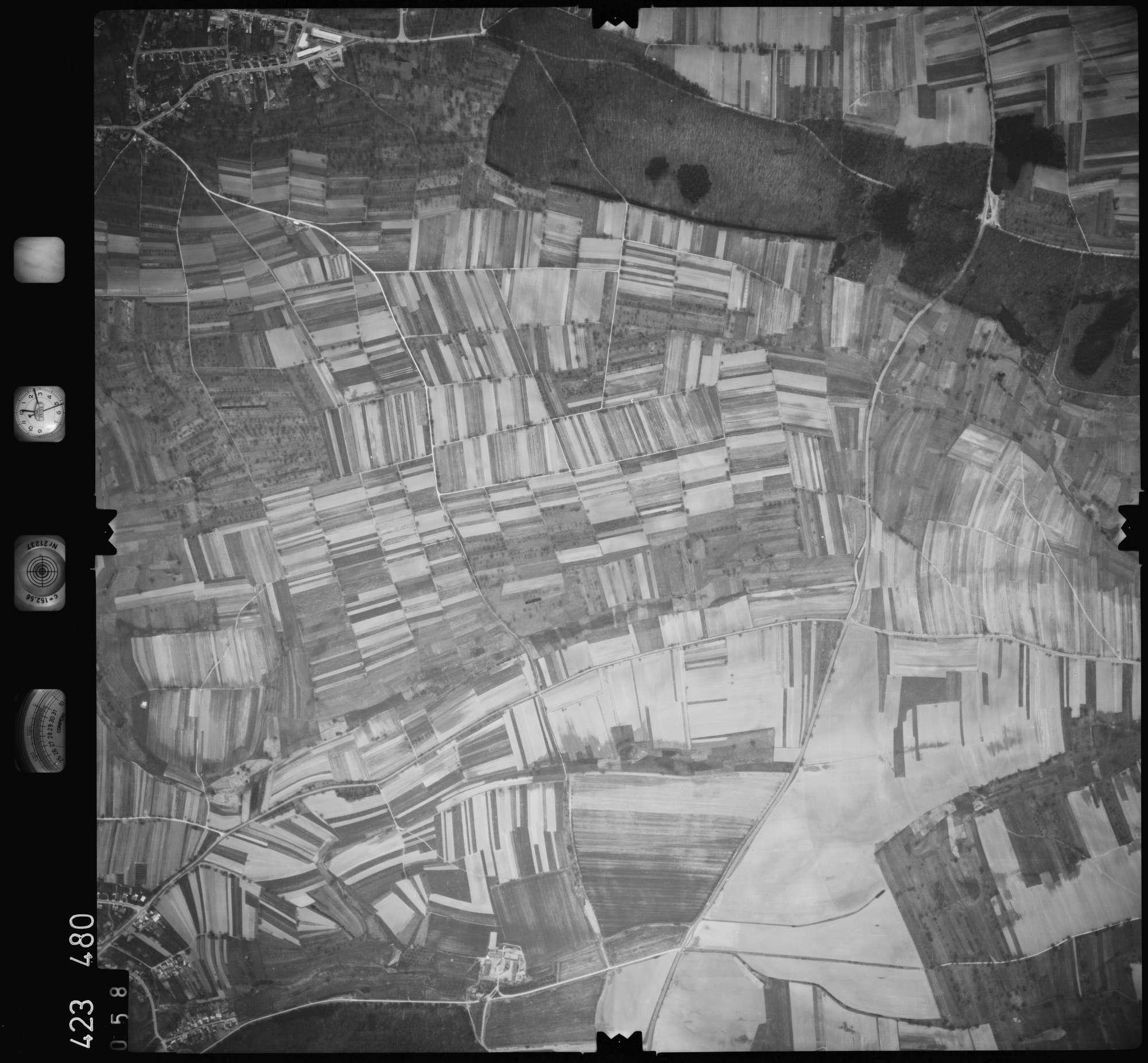Luftbild: Film 1 Bildnr. 58, Bild 1