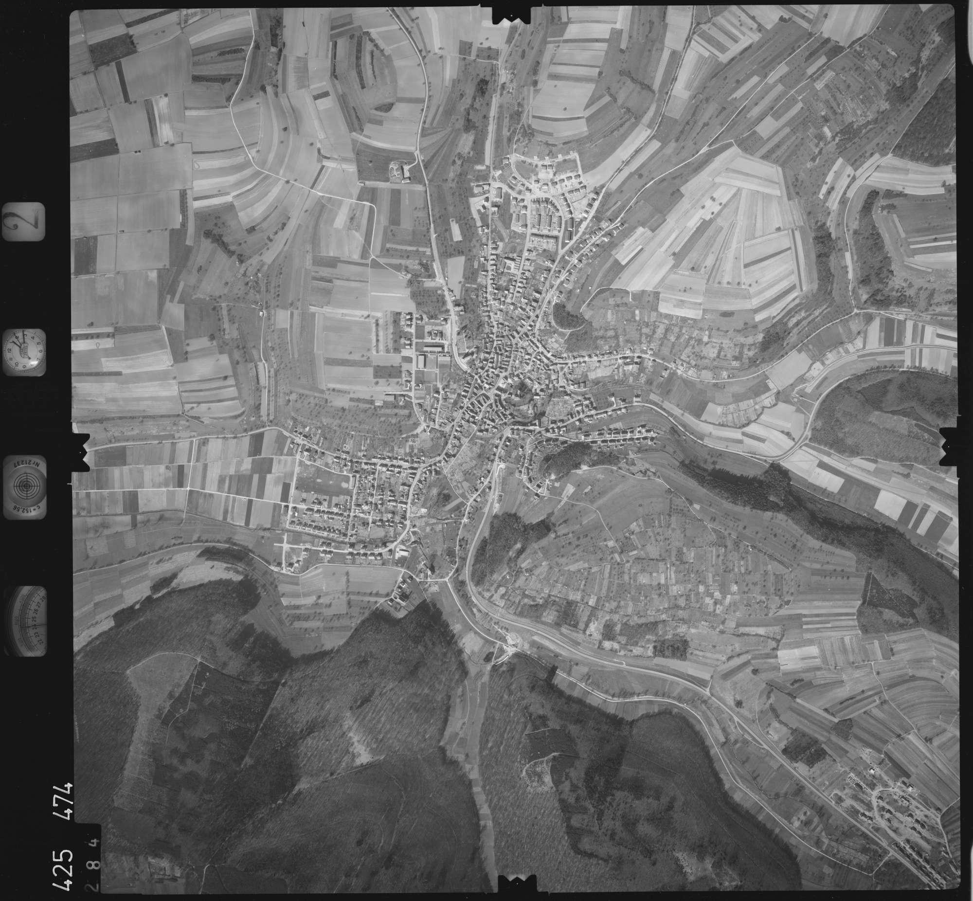 Luftbild: Film 2 Bildnr. 284, Bild 1