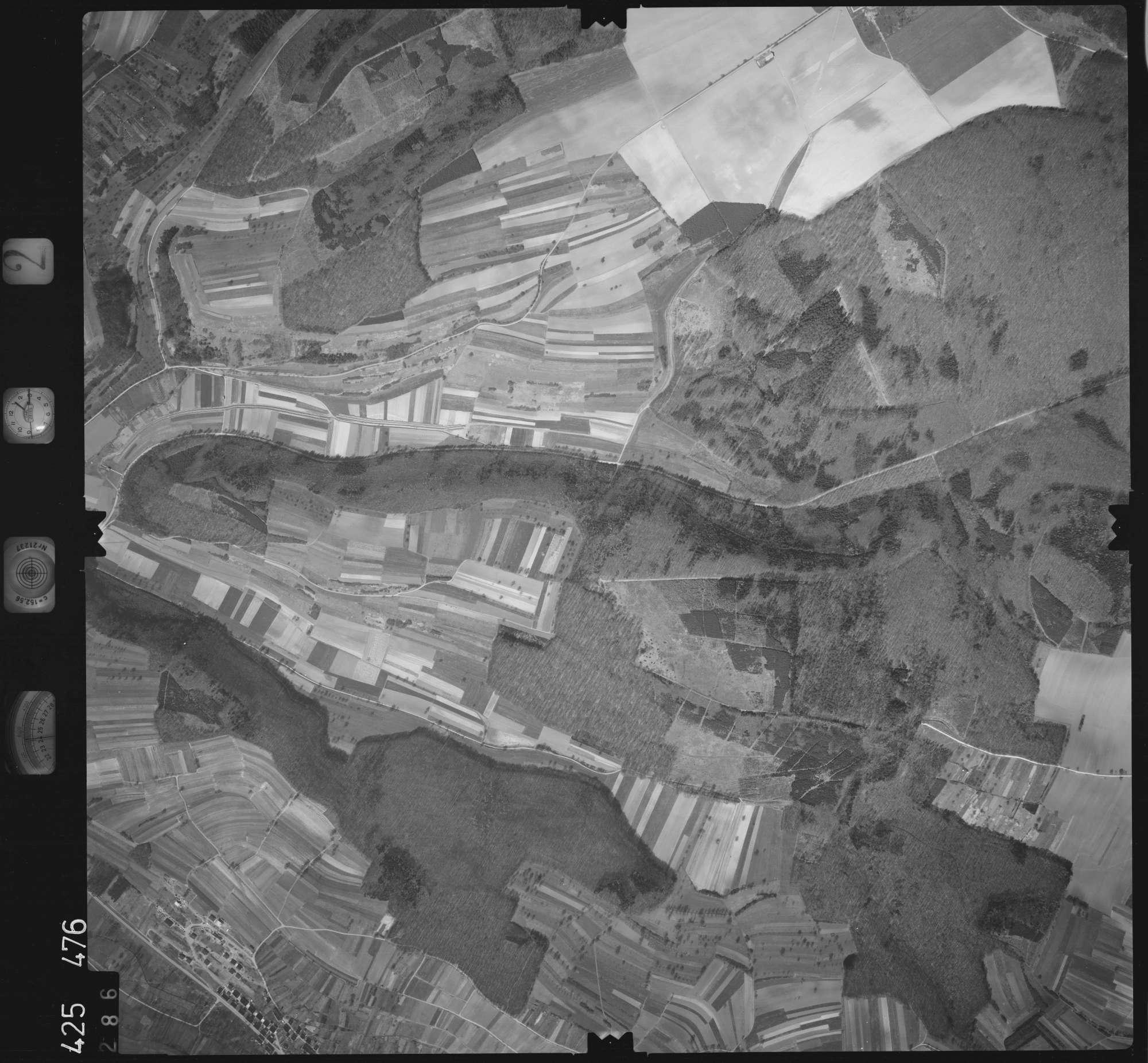 Luftbild: Film 2 Bildnr. 286, Bild 1