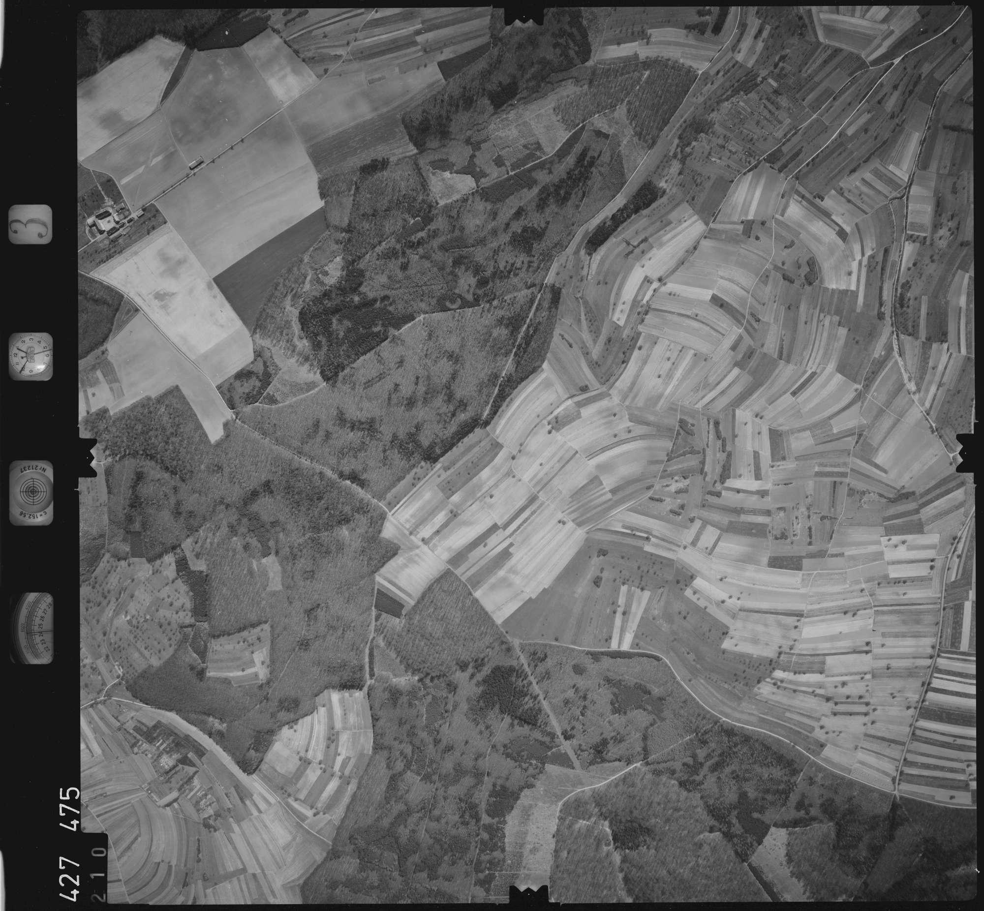 Luftbild: Film 3 Bildnr. 210, Bild 1