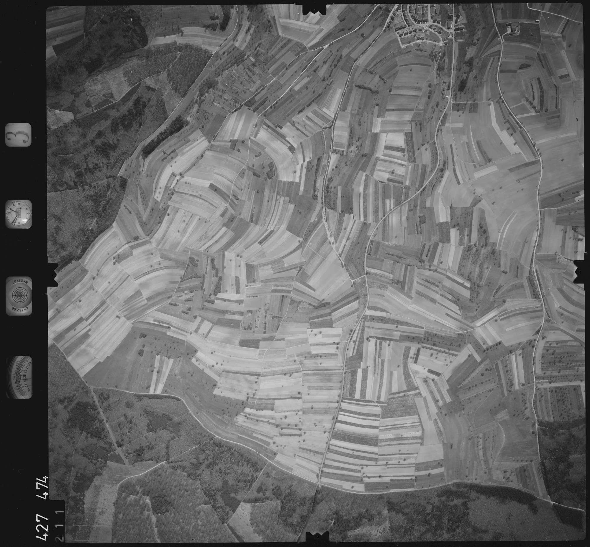Luftbild: Film 3 Bildnr. 211, Bild 1
