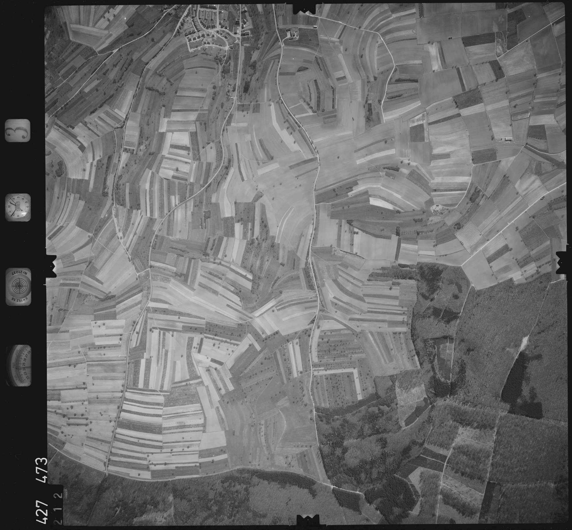 Luftbild: Film 3 Bildnr. 212, Bild 1