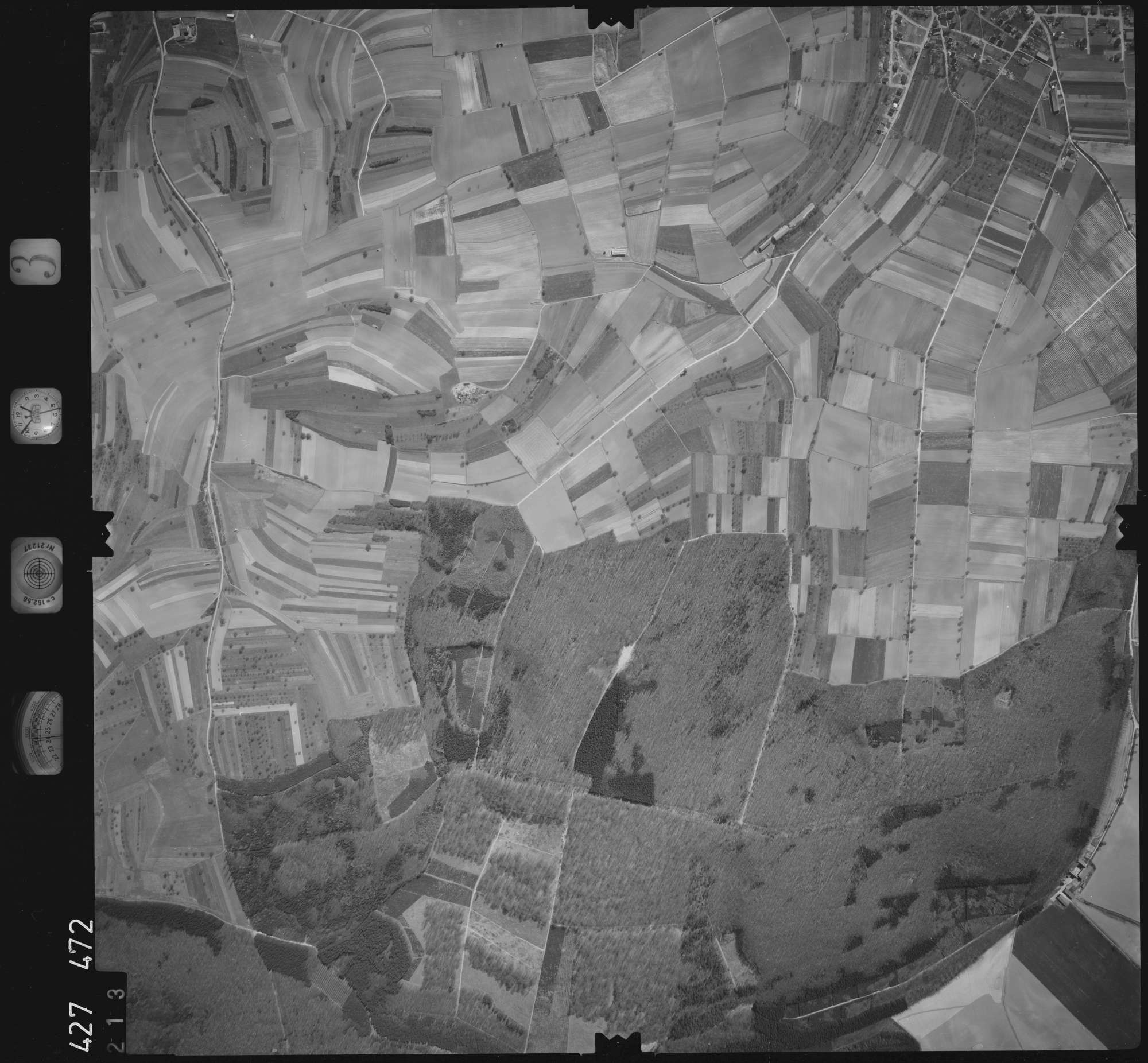 Luftbild: Film 3 Bildnr. 213, Bild 1