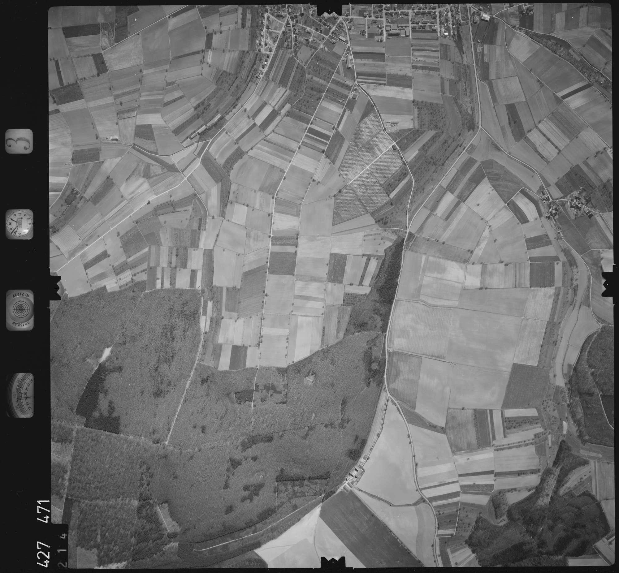 Luftbild: Film 3 Bildnr. 214, Bild 1