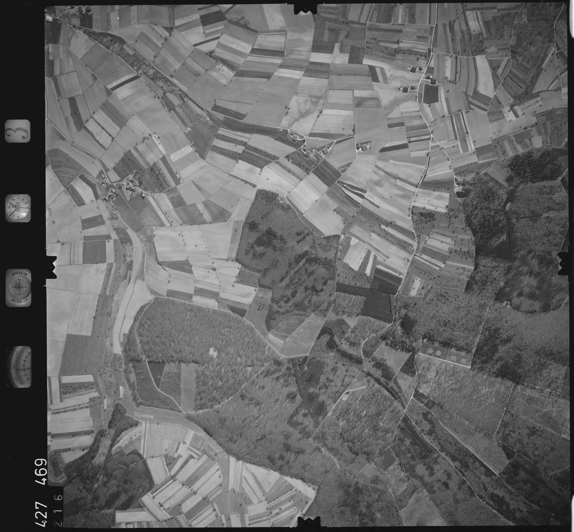 Luftbild: Film 3 Bildnr. 216, Bild 1