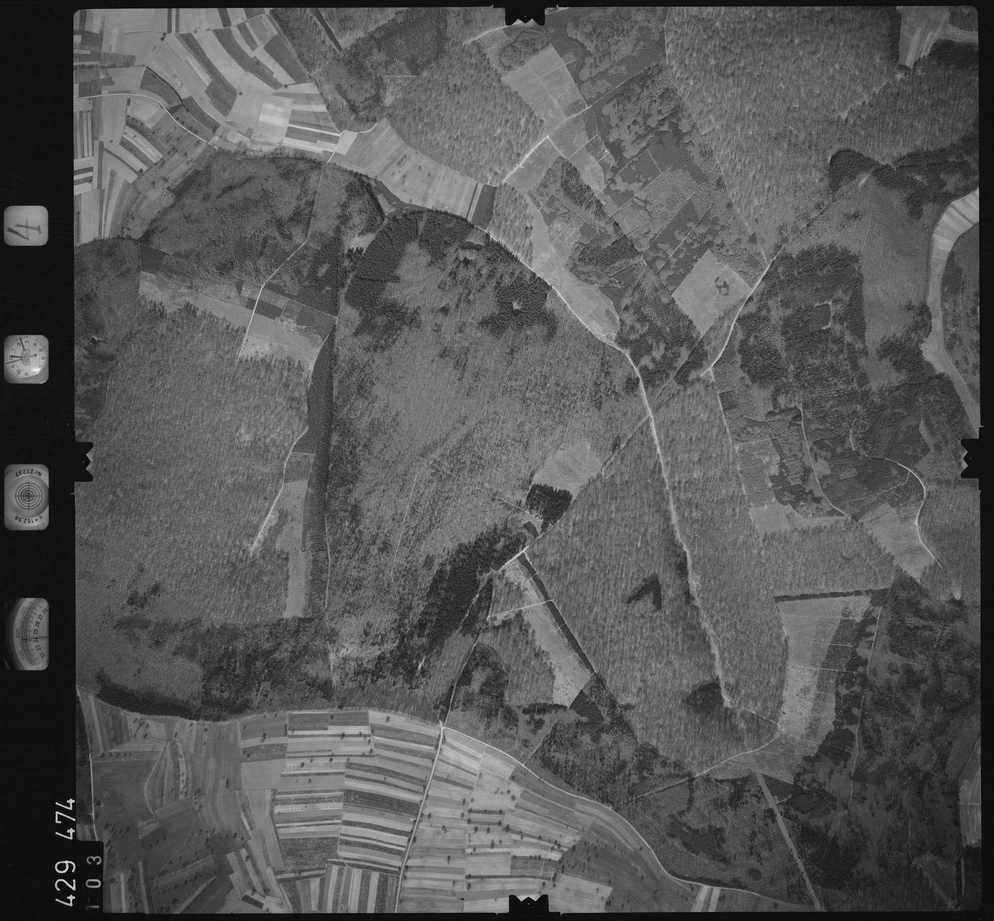 Luftbild: Film 4 Bildnr. 103, Bild 1
