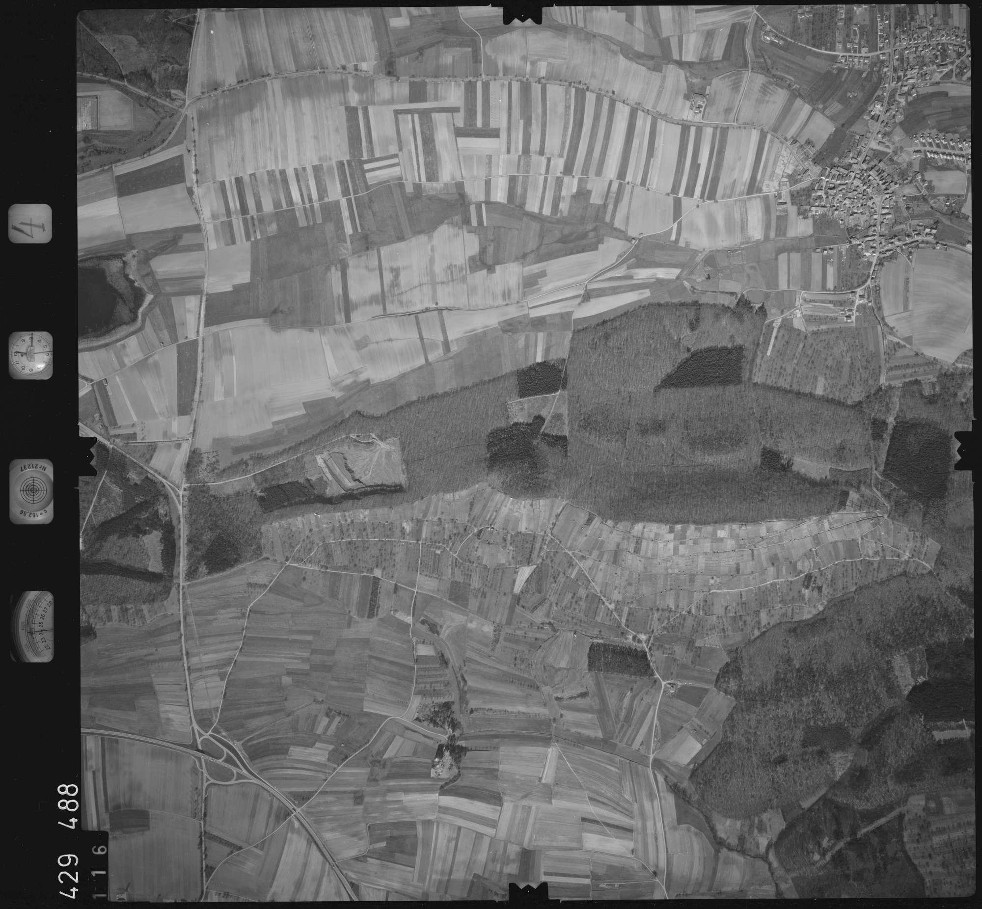 Luftbild: Film 4 Bildnr. 116, Bild 1