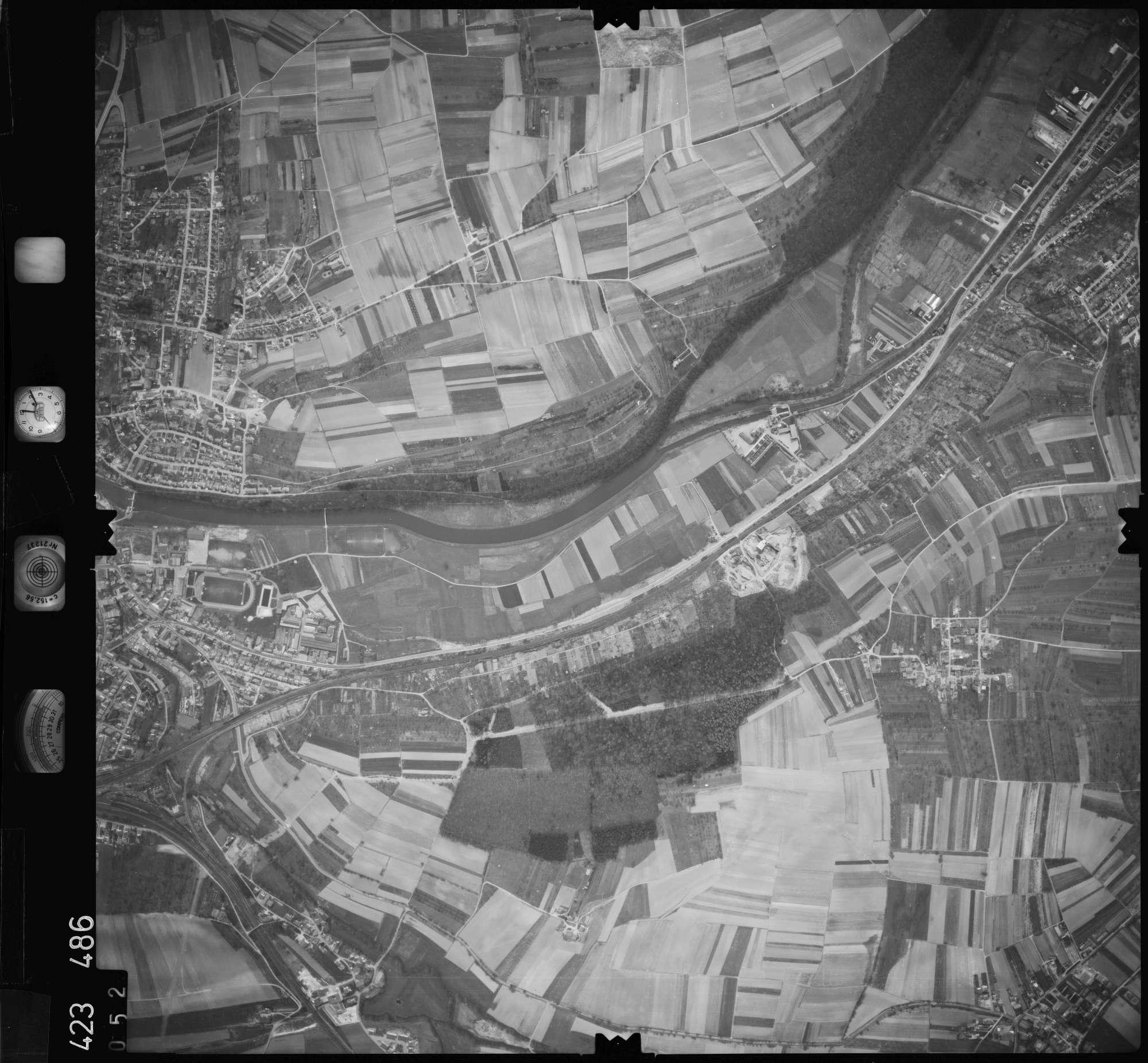 Luftbild: Film 1 Bildnr. 52, Bild 1