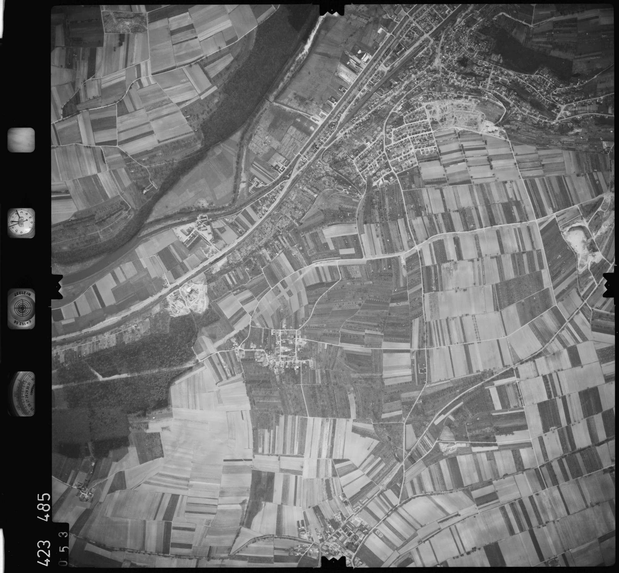 Luftbild: Film 1 Bildnr. 53, Bild 1