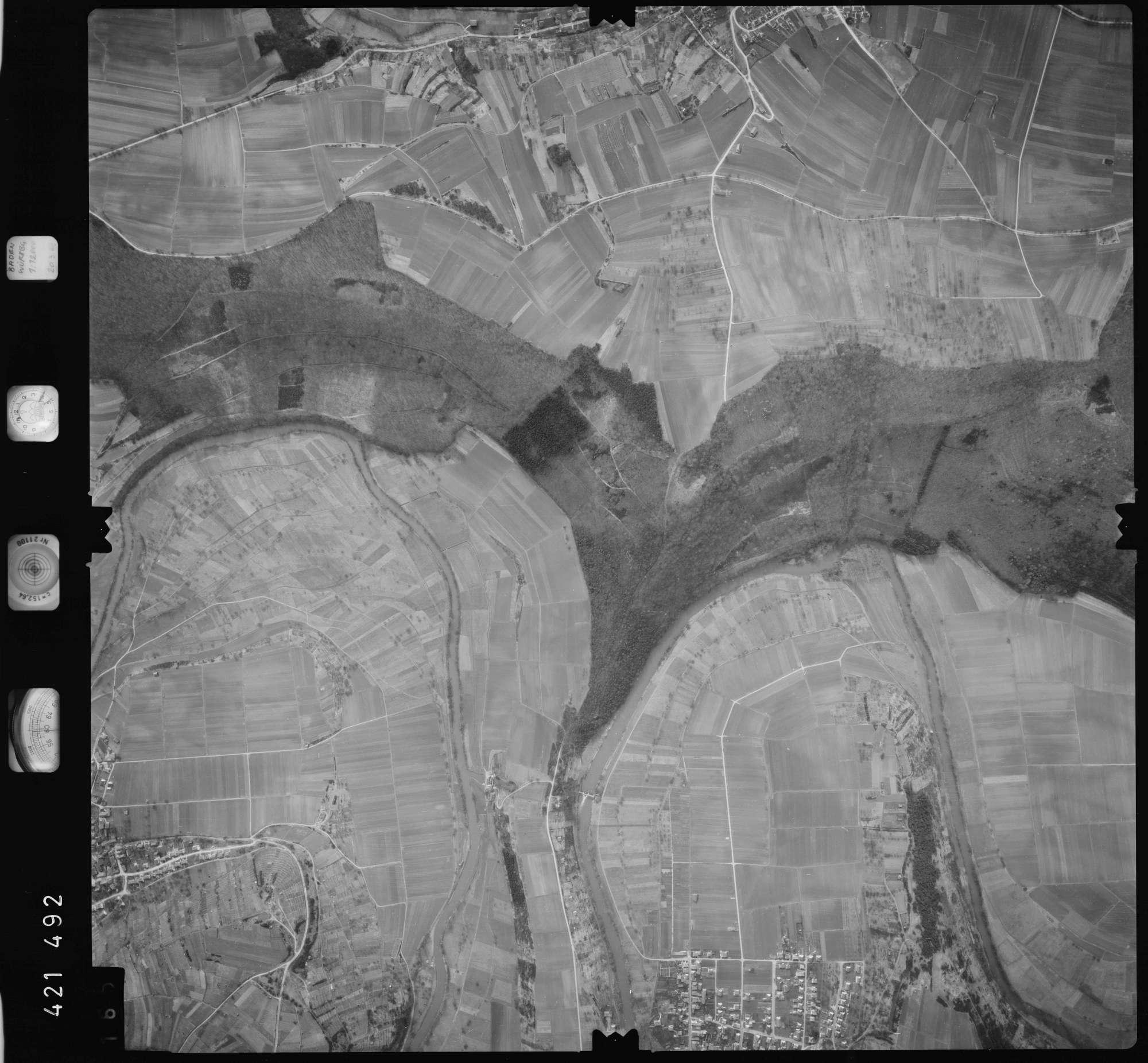 Luftbild: Film 1 Bildnr. 165, Bild 1