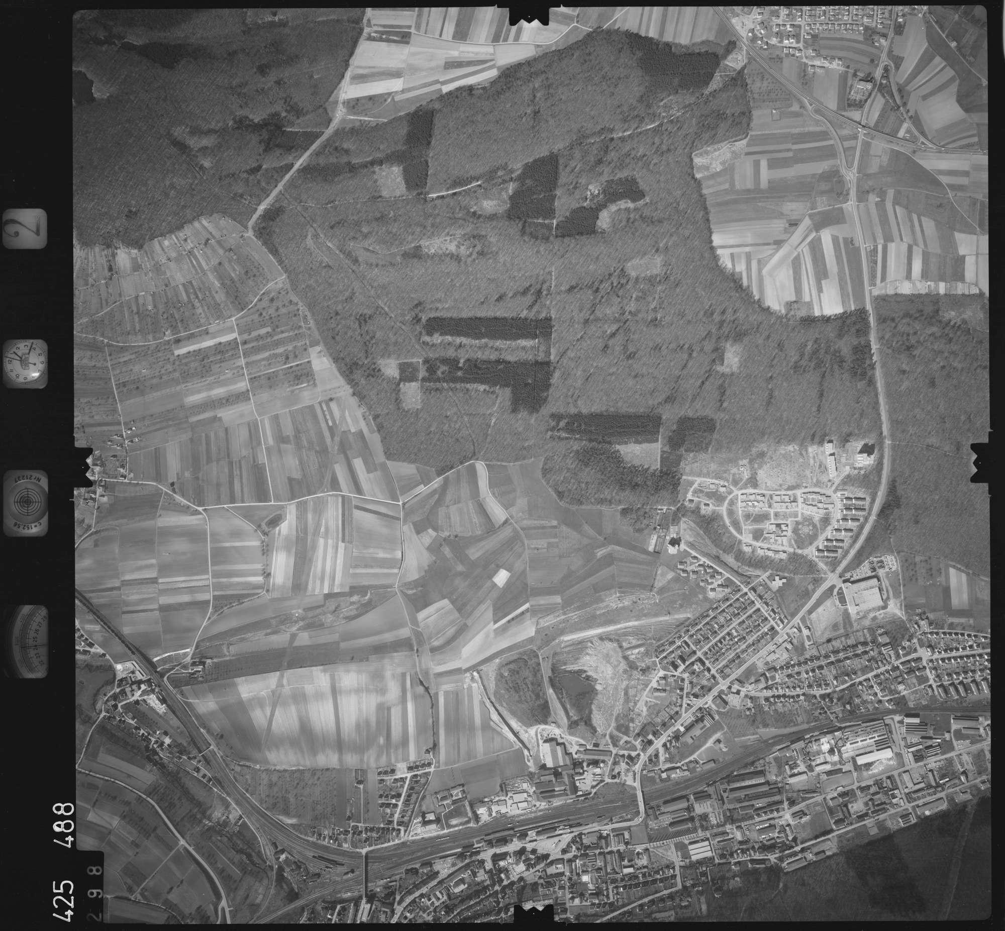 Luftbild: Film 2 Bildnr. 298, Bild 1