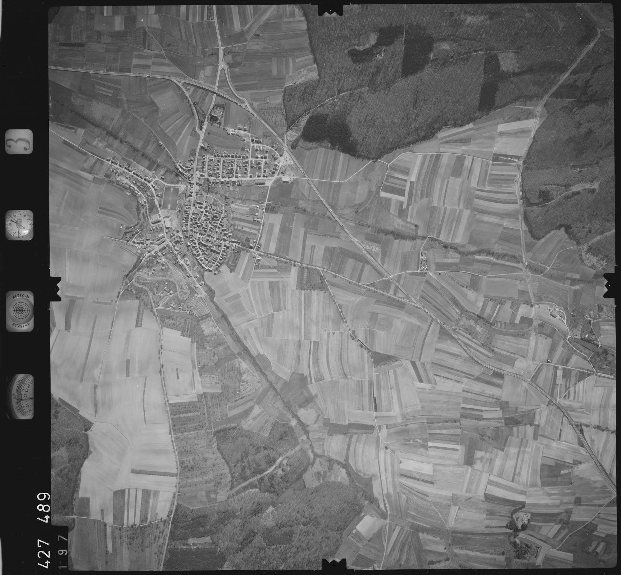 Luftbild: Film 3 Bildnr. 197, Bild 1