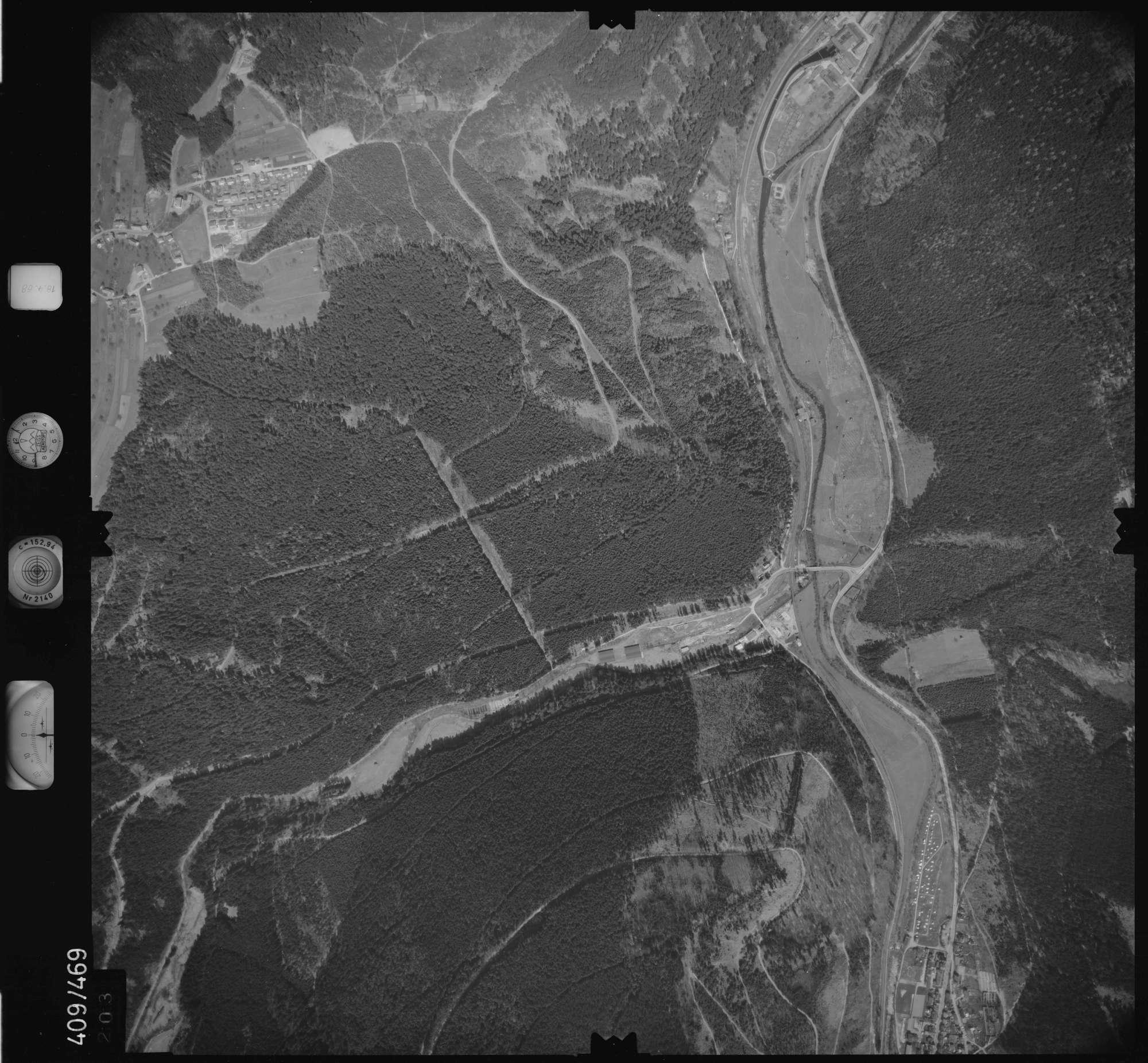 Luftbild: Film 4 Bildnr. 203, Bild 1