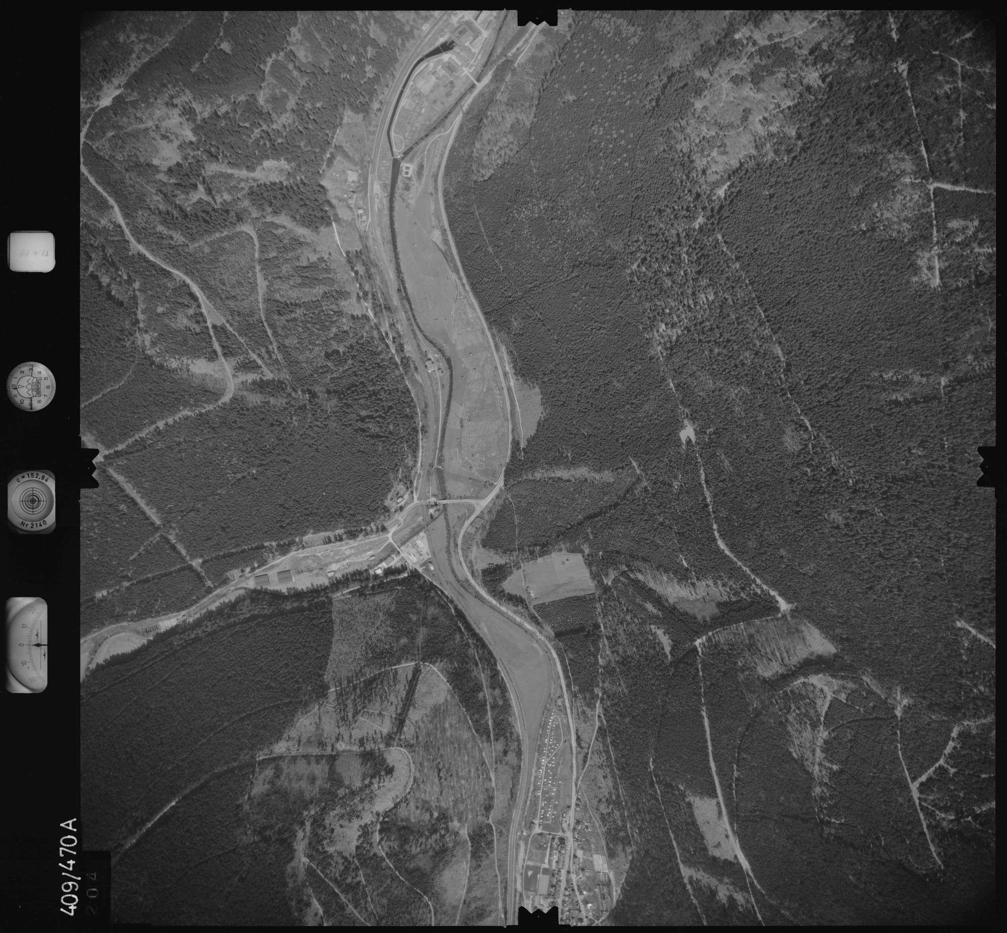 Luftbild: Film 4 Bildnr. 204, Bild 1