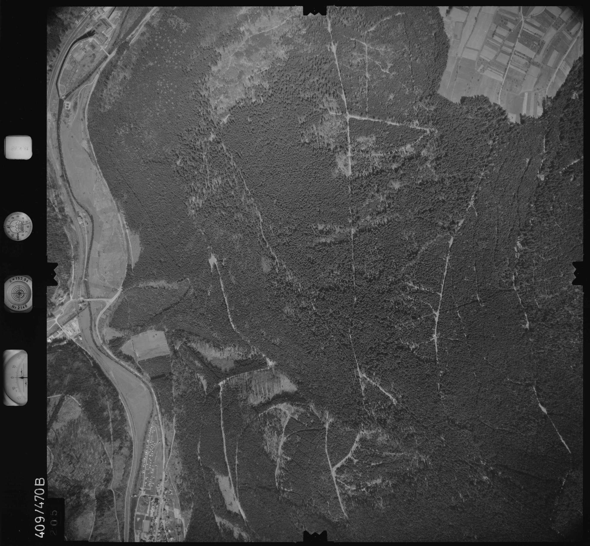 Luftbild: Film 4 Bildnr. 205, Bild 1
