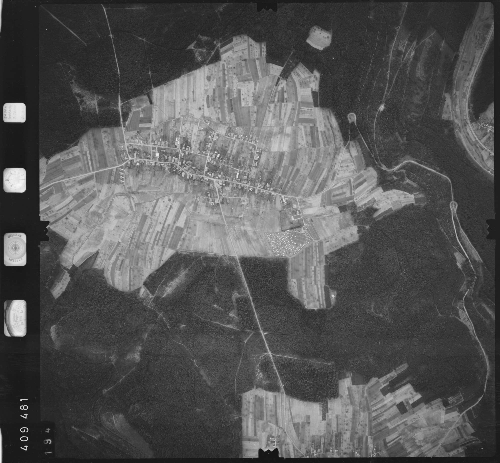 Luftbild: Film 5 Bildnr. 194, Bild 1