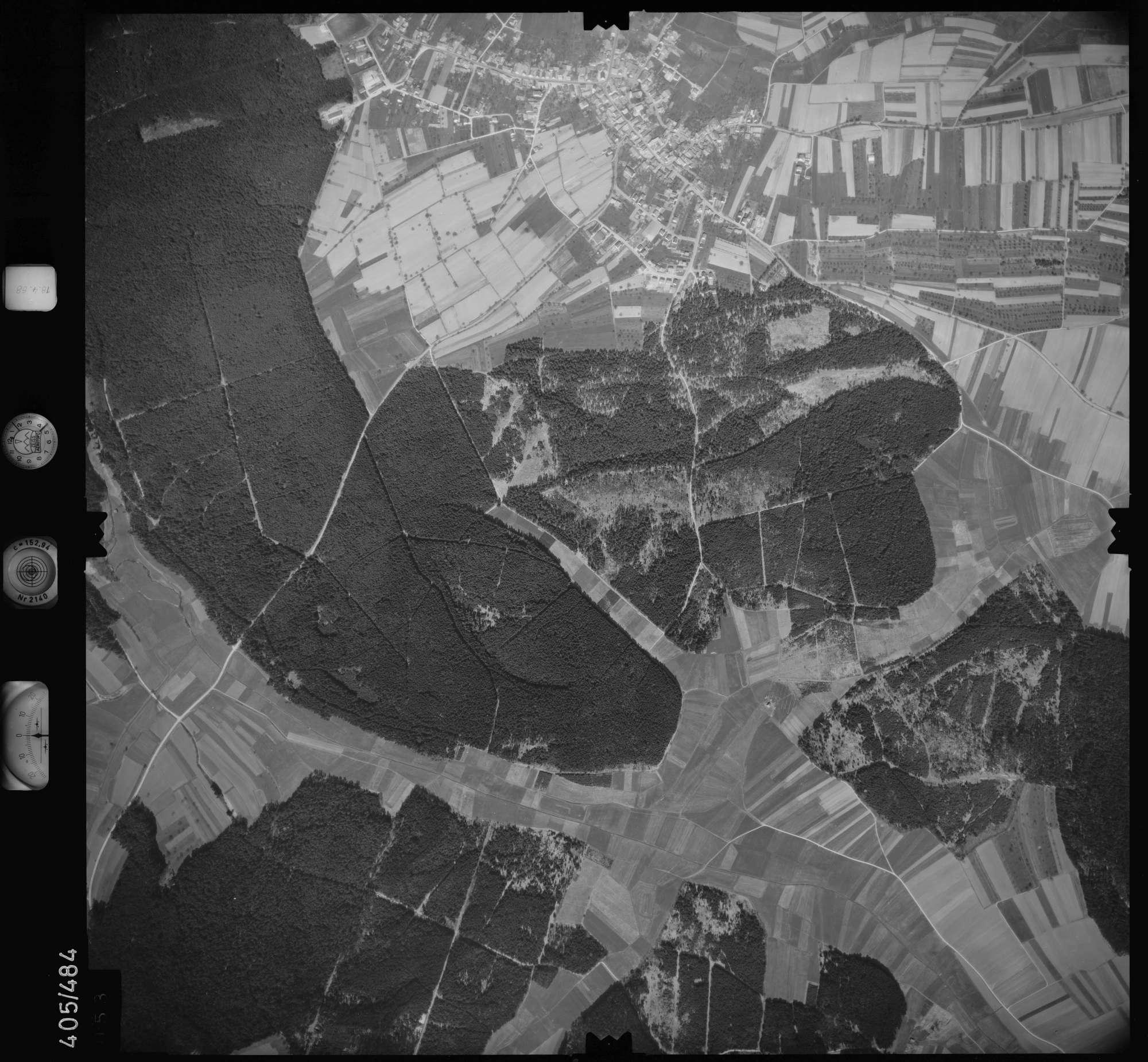 Luftbild: Film 9 Bildnr. 53, Bild 1