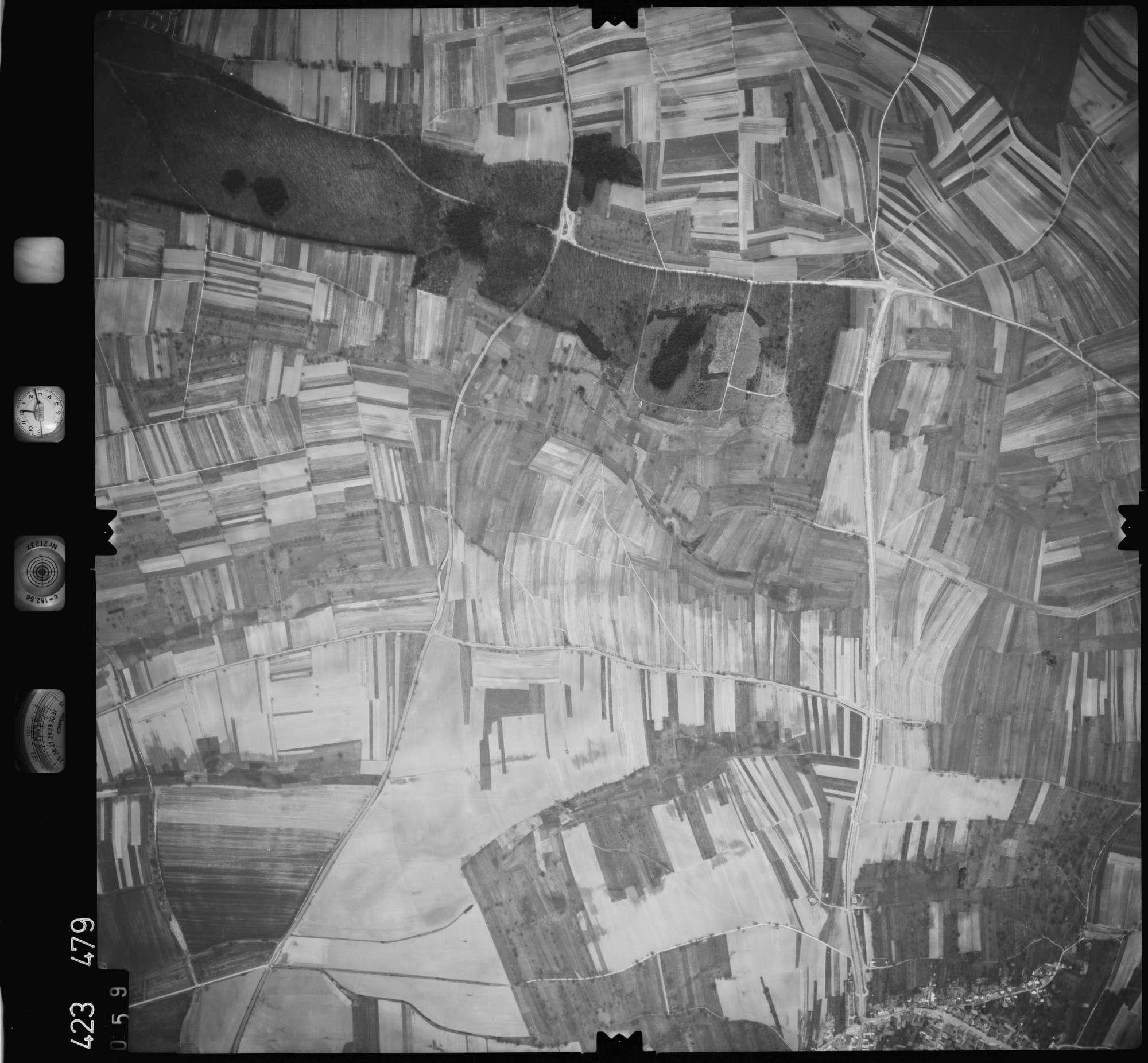 Luftbild: Film 1 Bildnr. 59, Bild 1