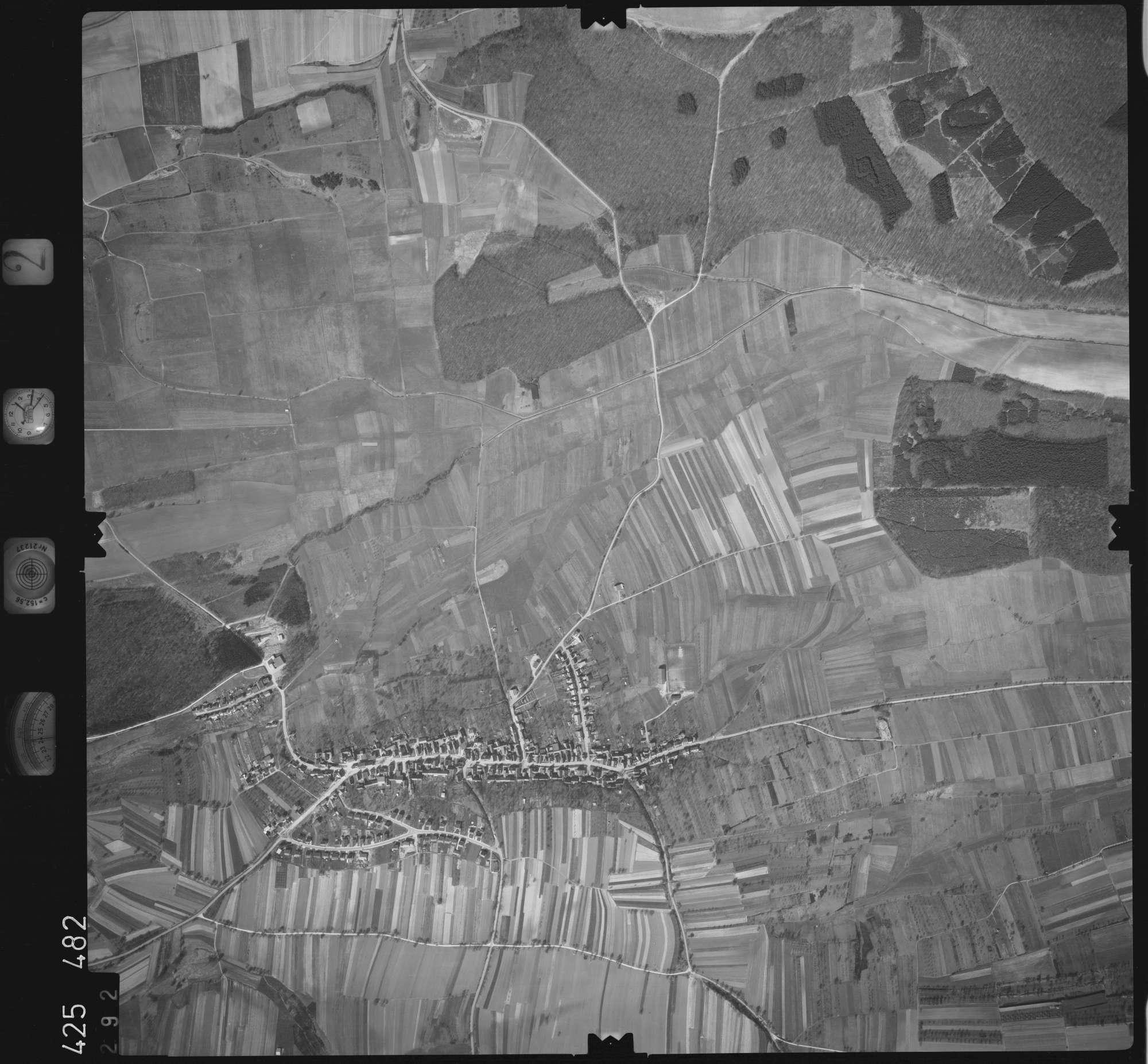 Luftbild: Film 2 Bildnr. 292, Bild 1