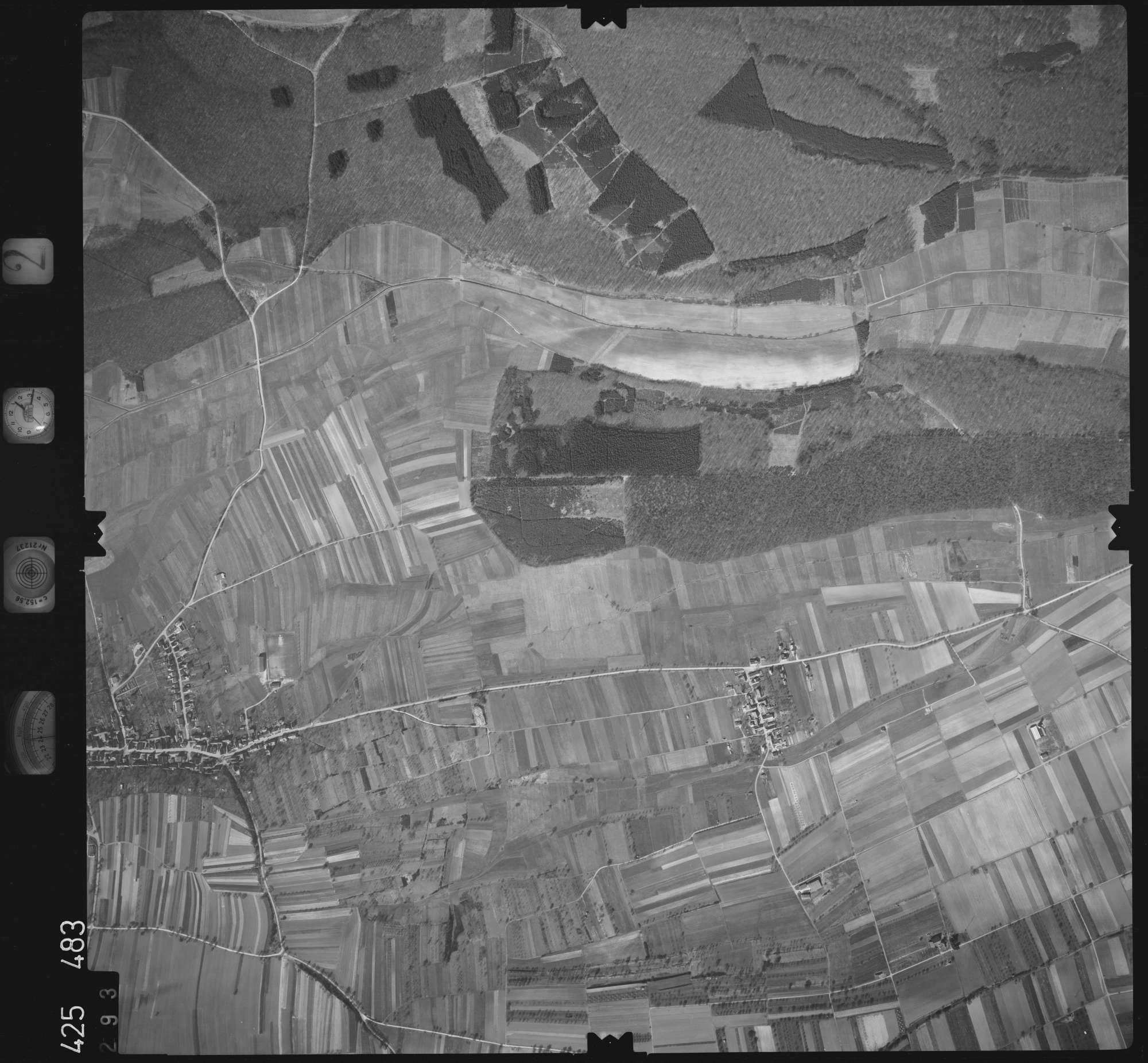 Luftbild: Film 2 Bildnr. 293, Bild 1