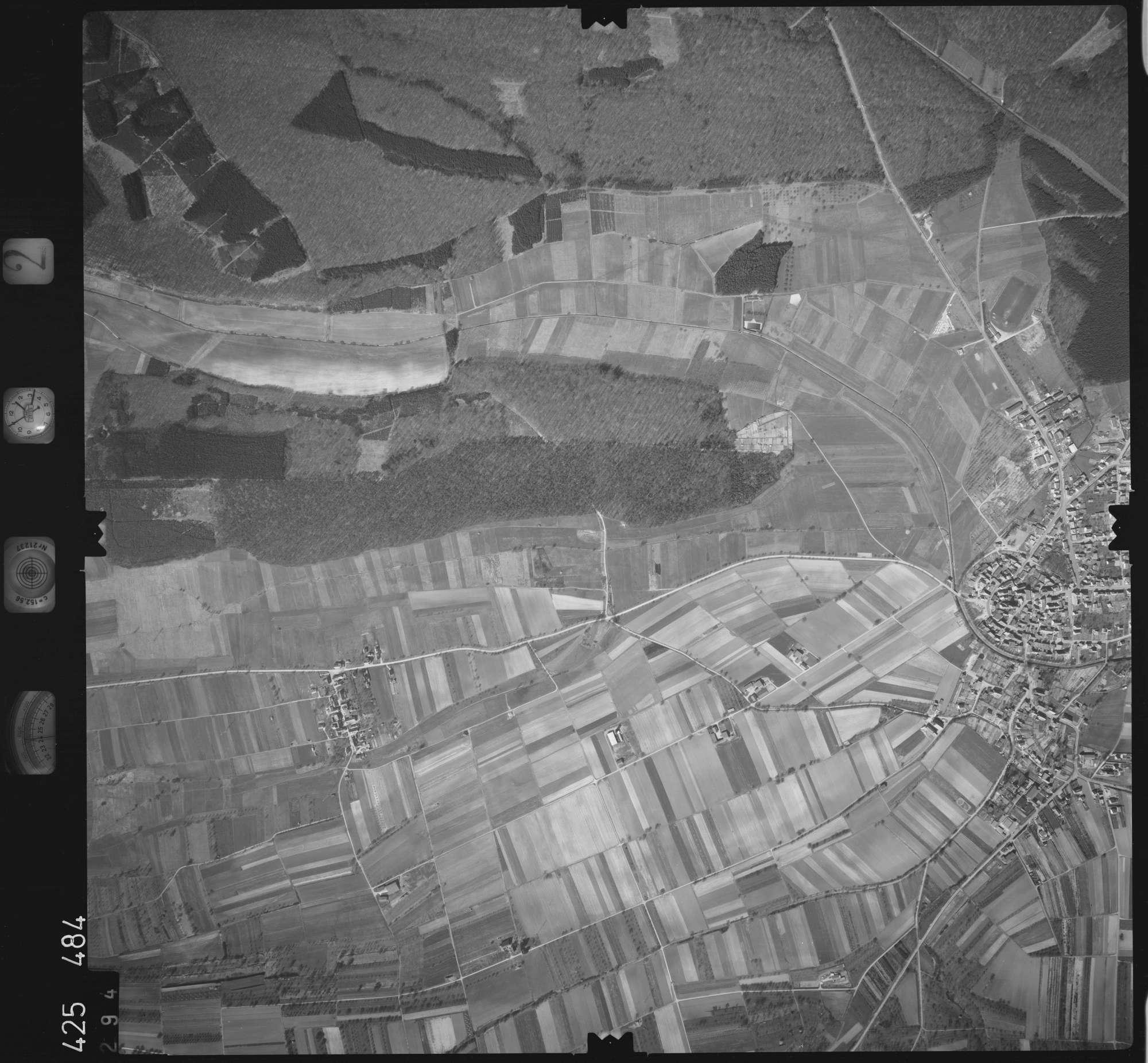 Luftbild: Film 2 Bildnr. 294, Bild 1