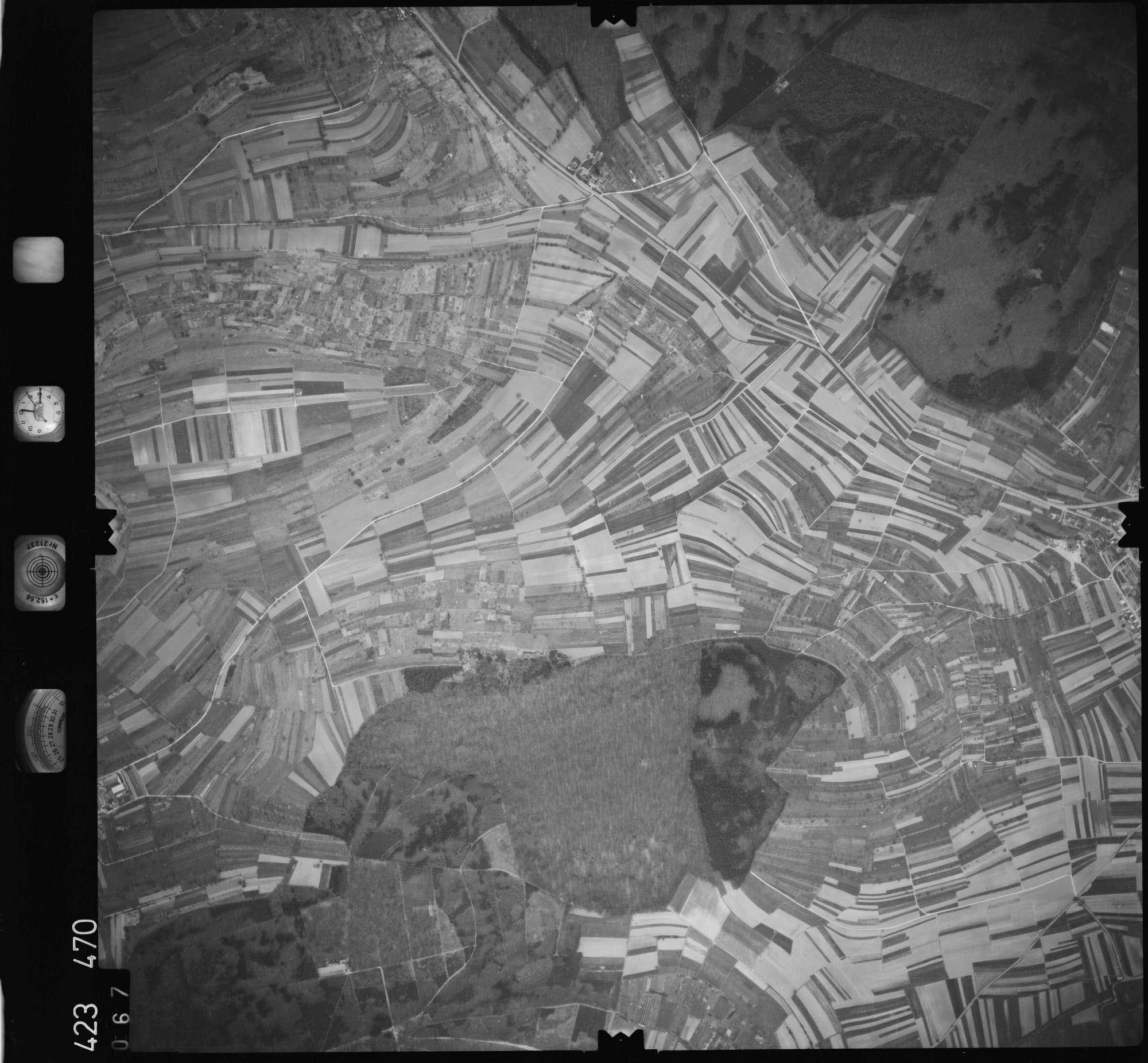 Luftbild: Film 1 Bildnr. 67, Bild 1