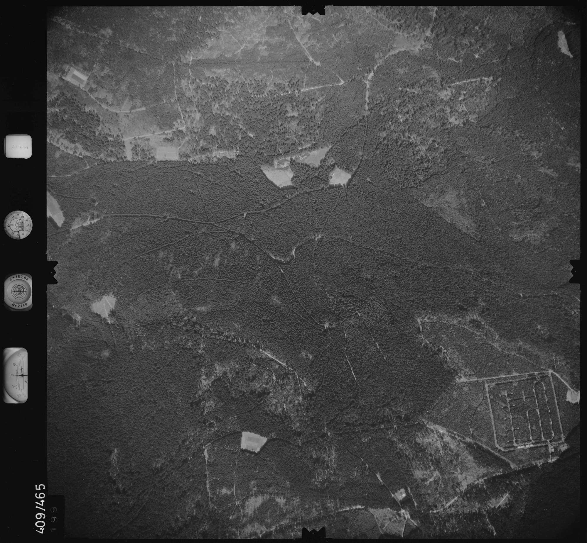 Luftbild: Film 4 Bildnr. 199, Bild 1