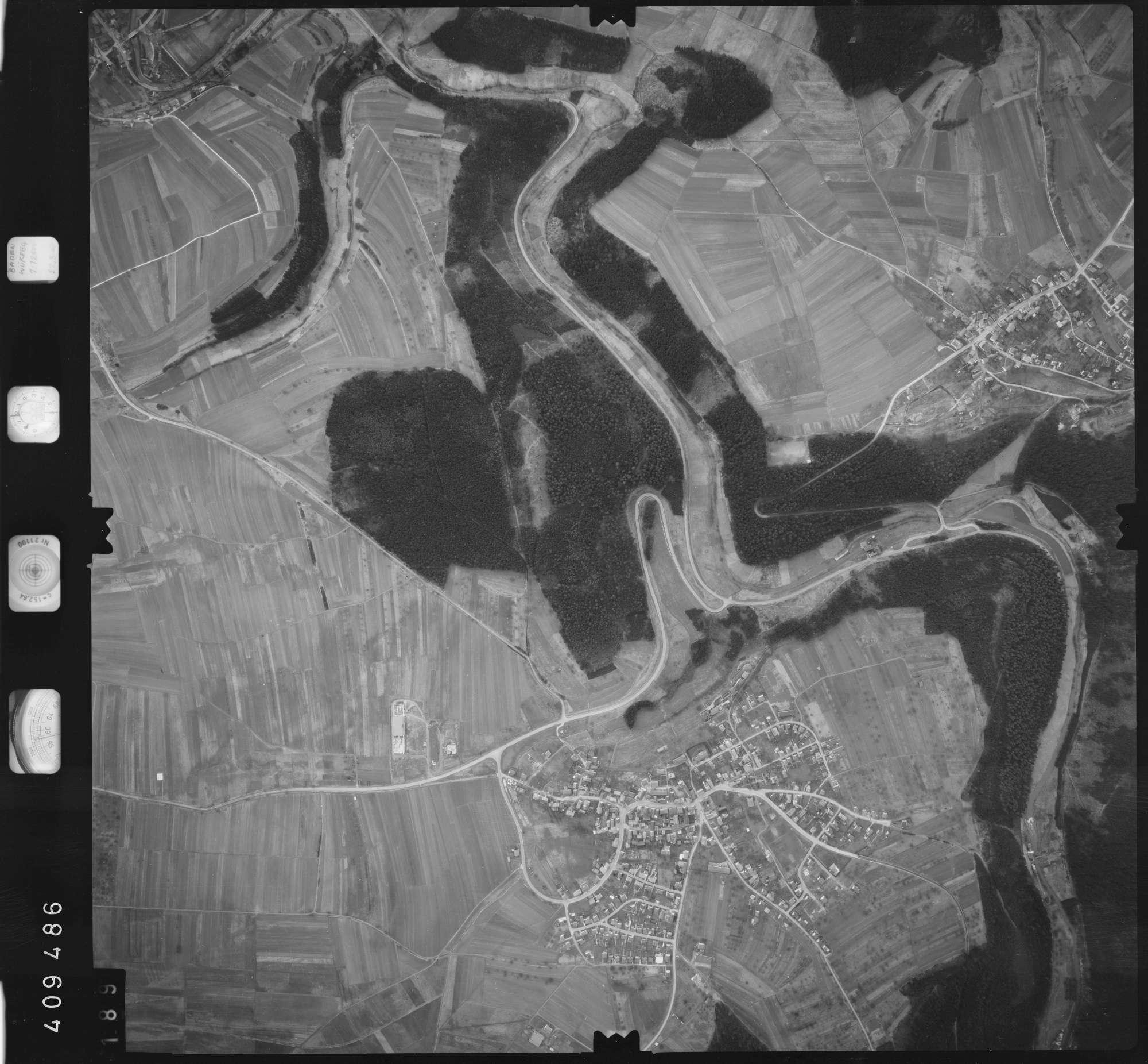 Luftbild: Film 5 Bildnr. 189, Bild 1