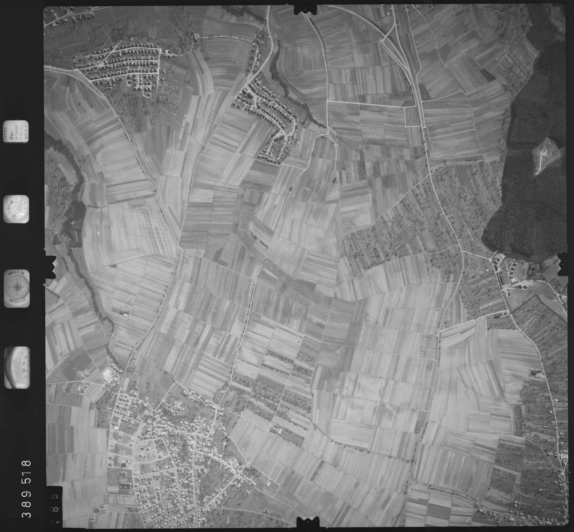 Luftbild: Film 22 Bildnr. 189, Bild 1