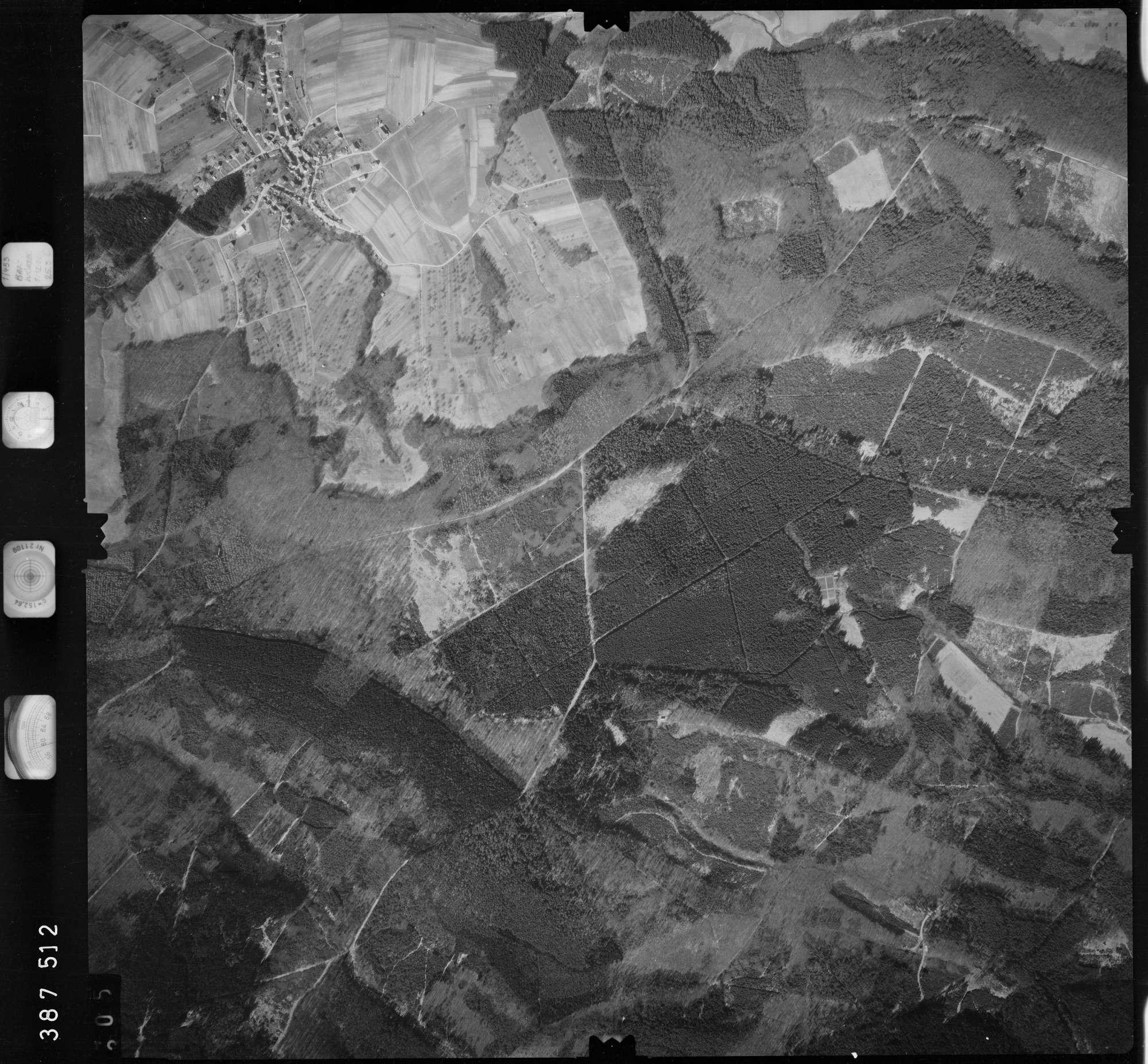 Luftbild: Film 23 Bildnr. 305, Bild 1