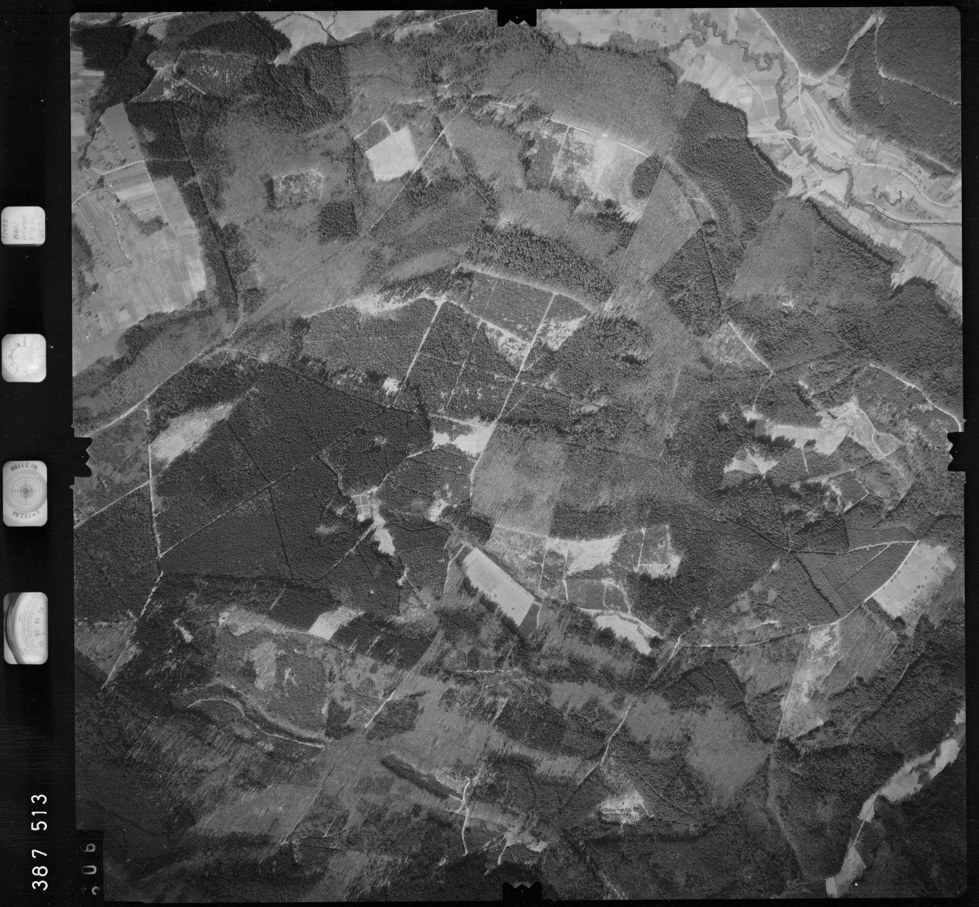 Luftbild: Film 23 Bildnr. 306, Bild 1