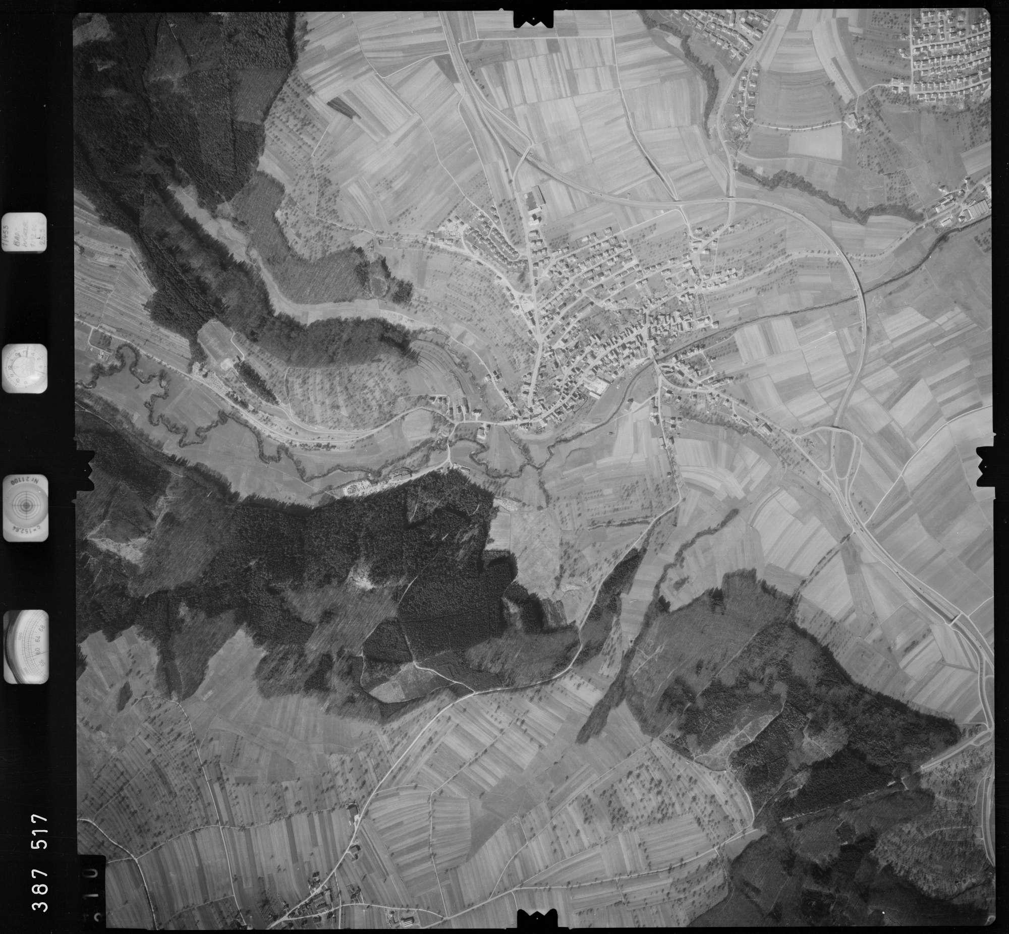 Luftbild: Film 23 Bildnr. 310, Bild 1